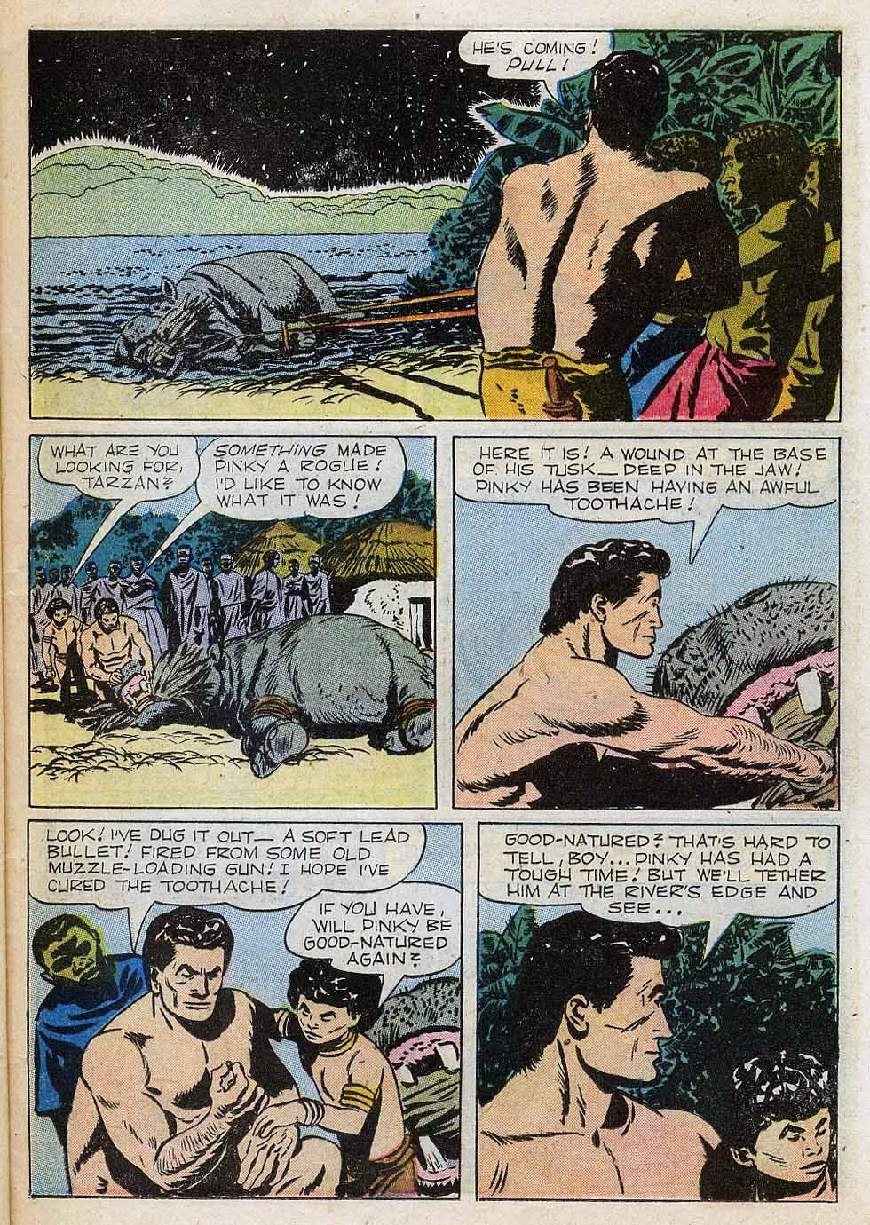 Tarzan (1948) issue 101 - Page 25