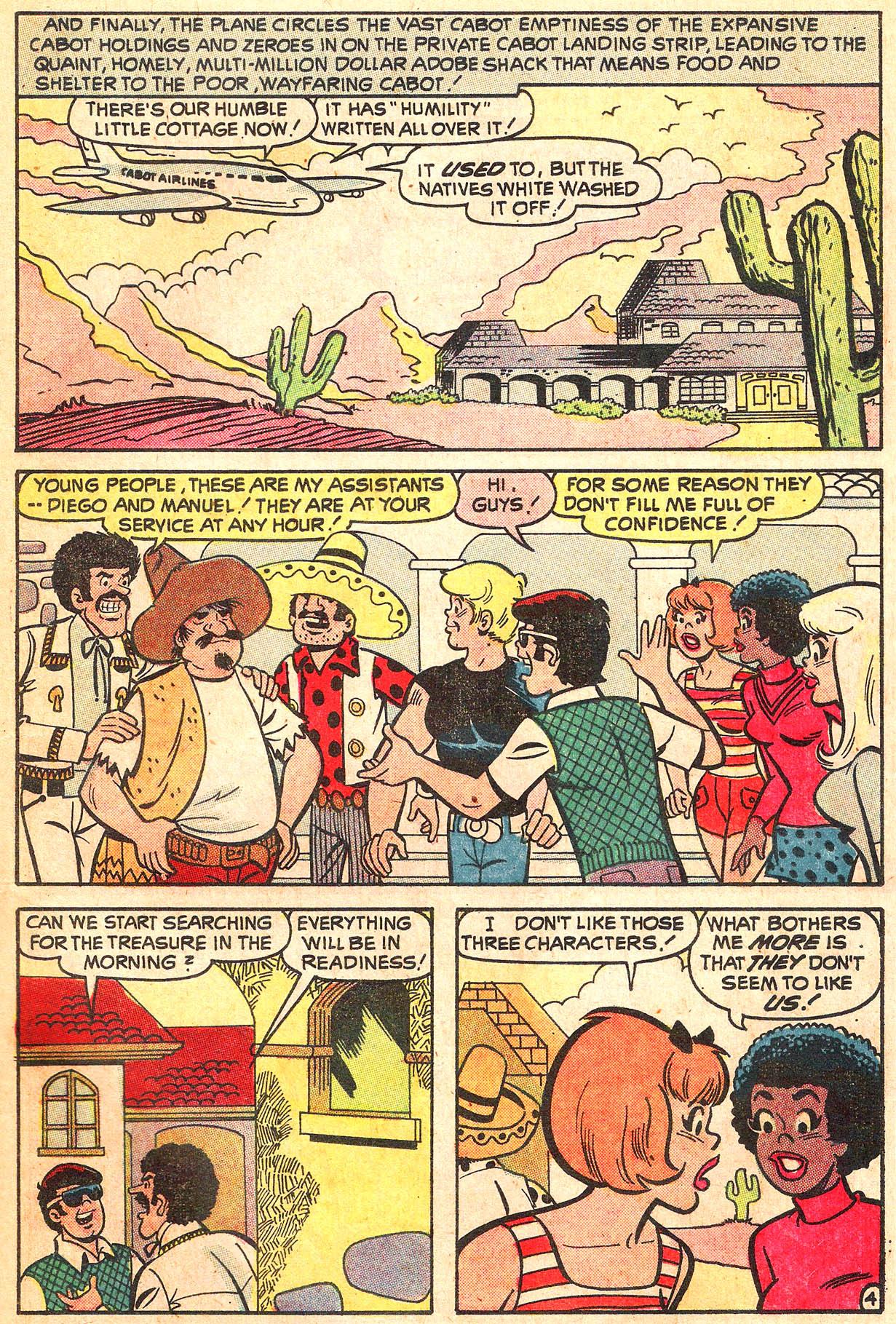 Read online She's Josie comic -  Issue #64 - 39