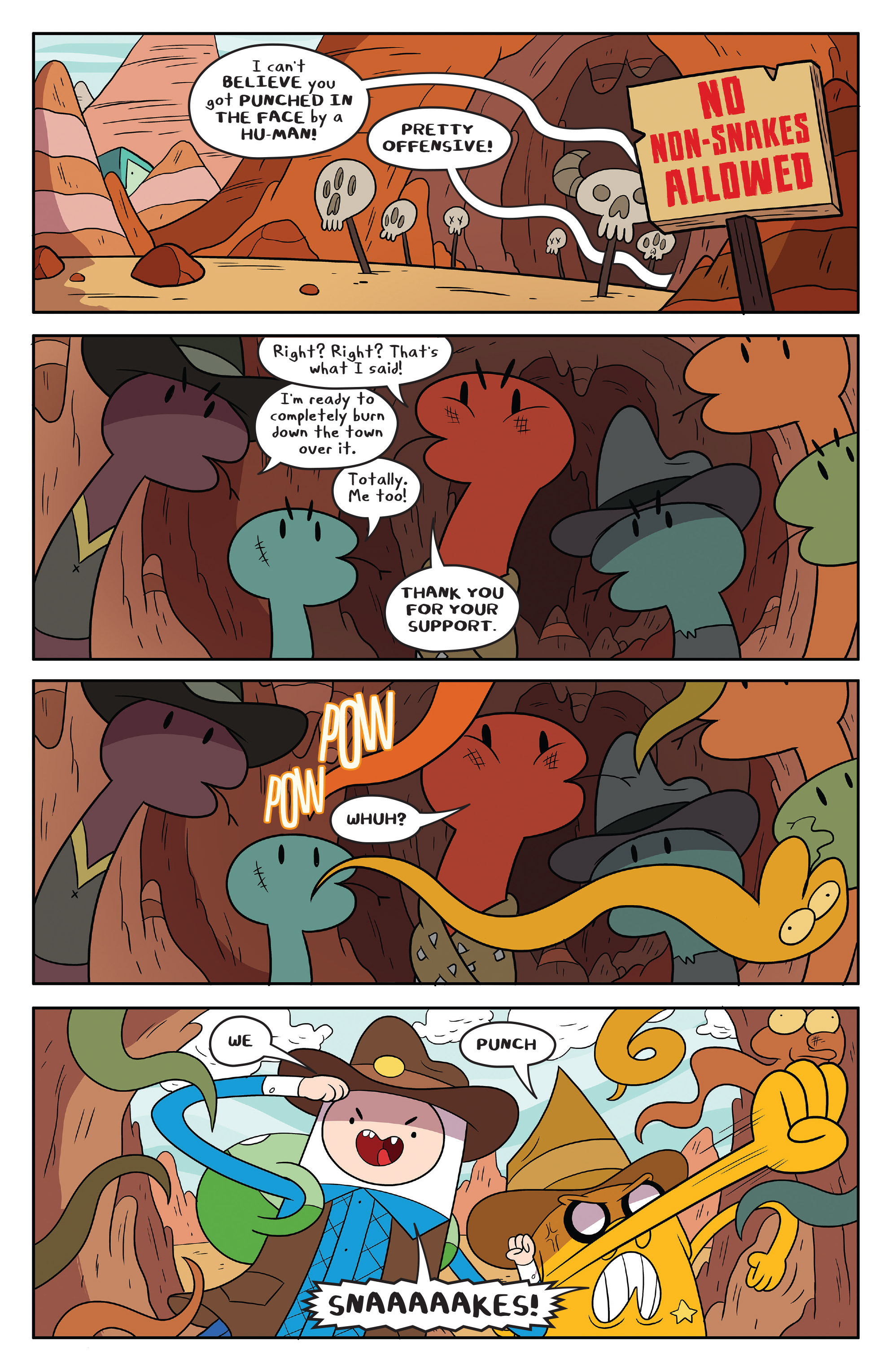 Read online Adventure Time comic -  Issue #54 - 15