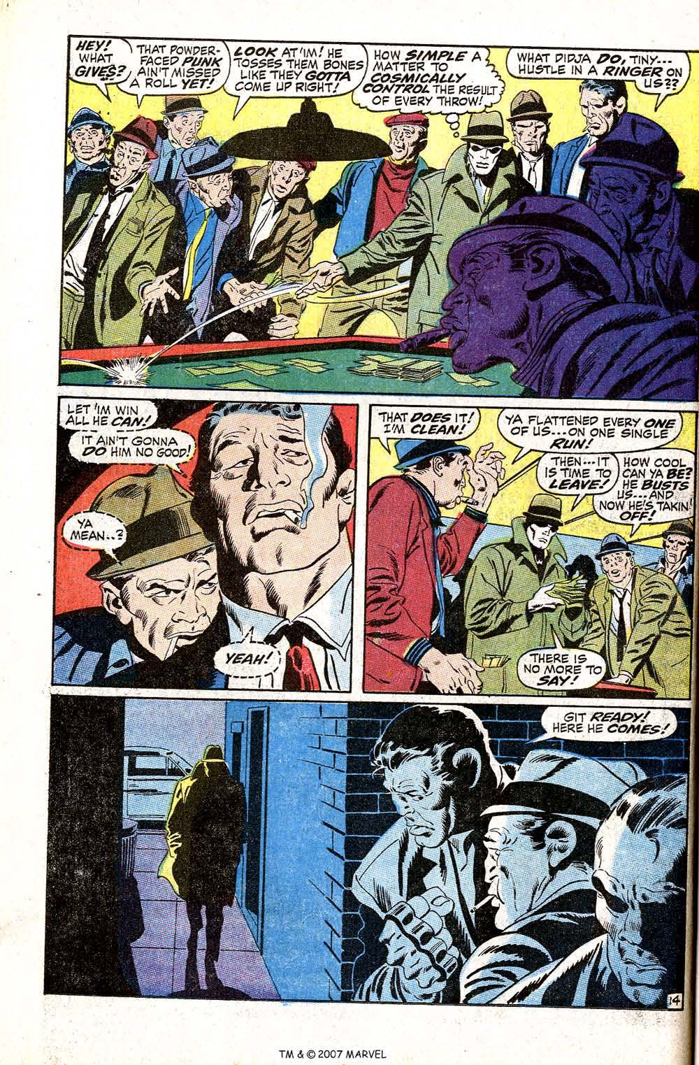 Silver Surfer (1968) issue 5 - Page 18