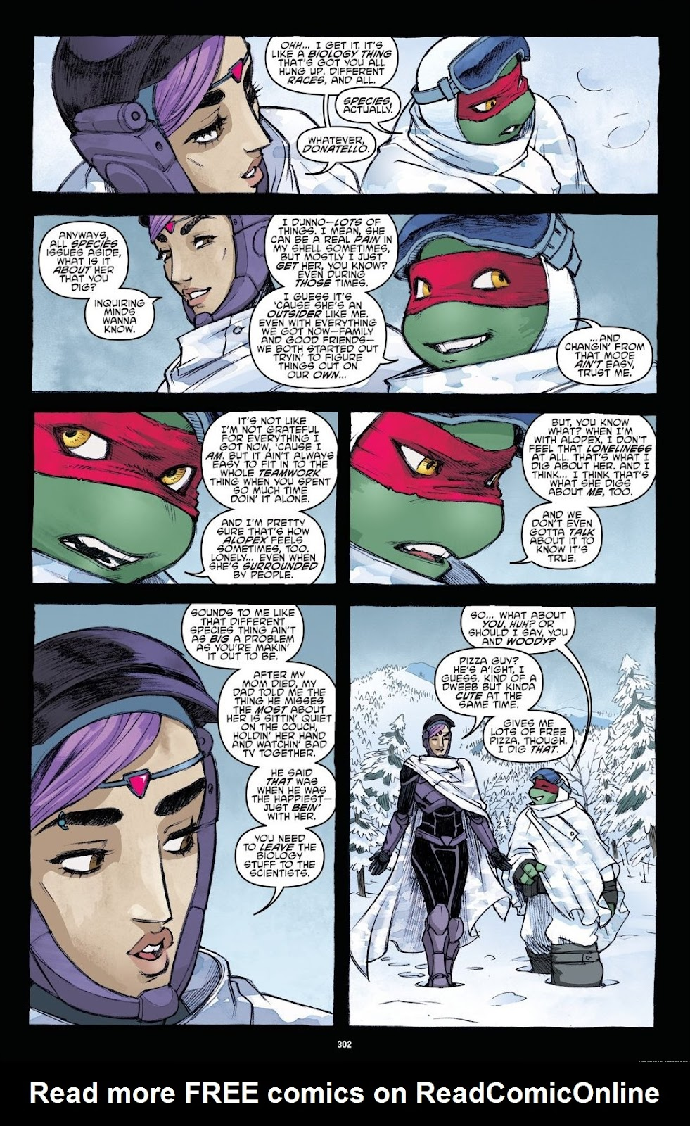 Read online Teenage Mutant Ninja Turtles: The IDW Collection comic -  Issue # TPB 8 (Part 3) - 100
