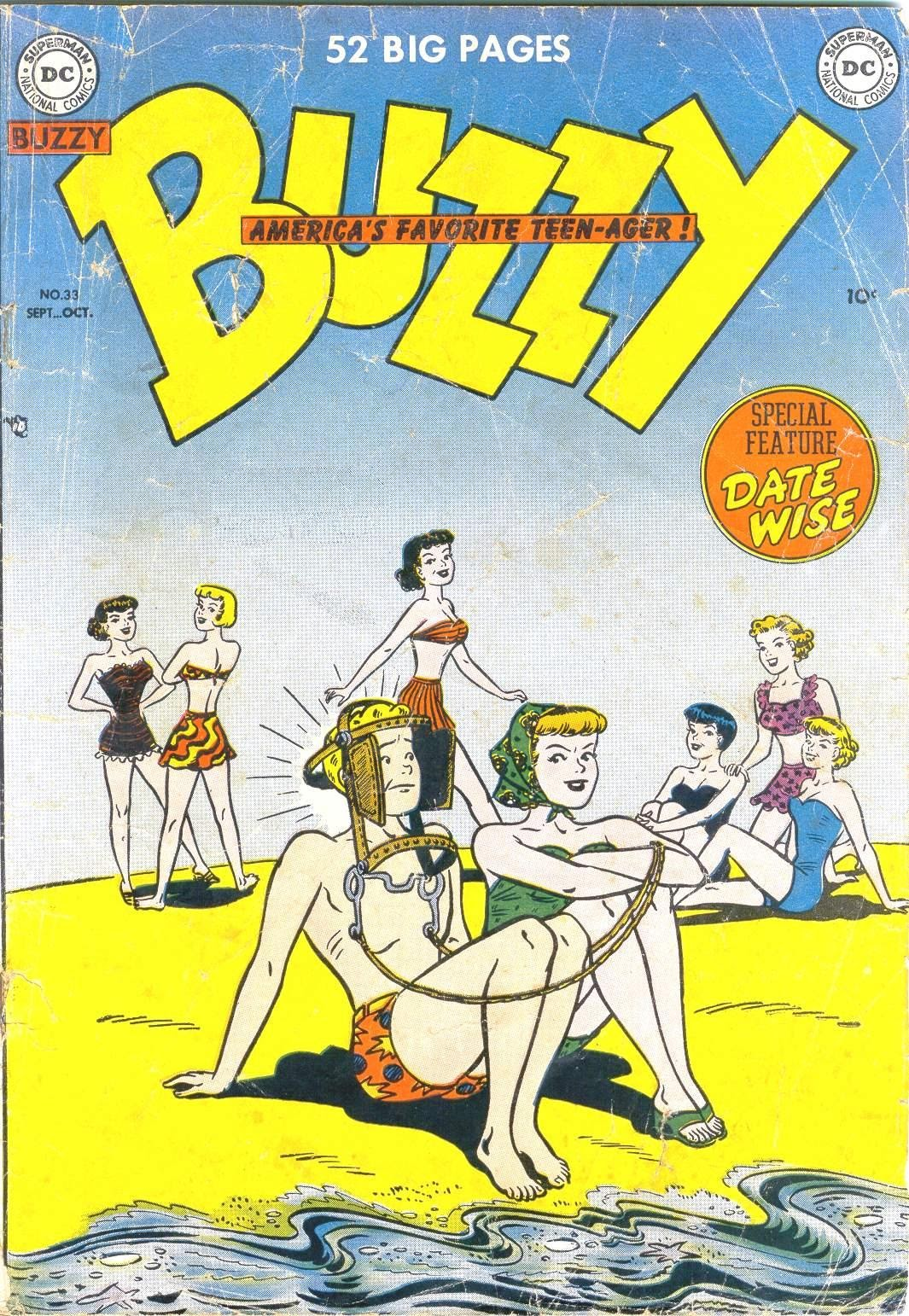 Buzzy issue 33 - Page 1