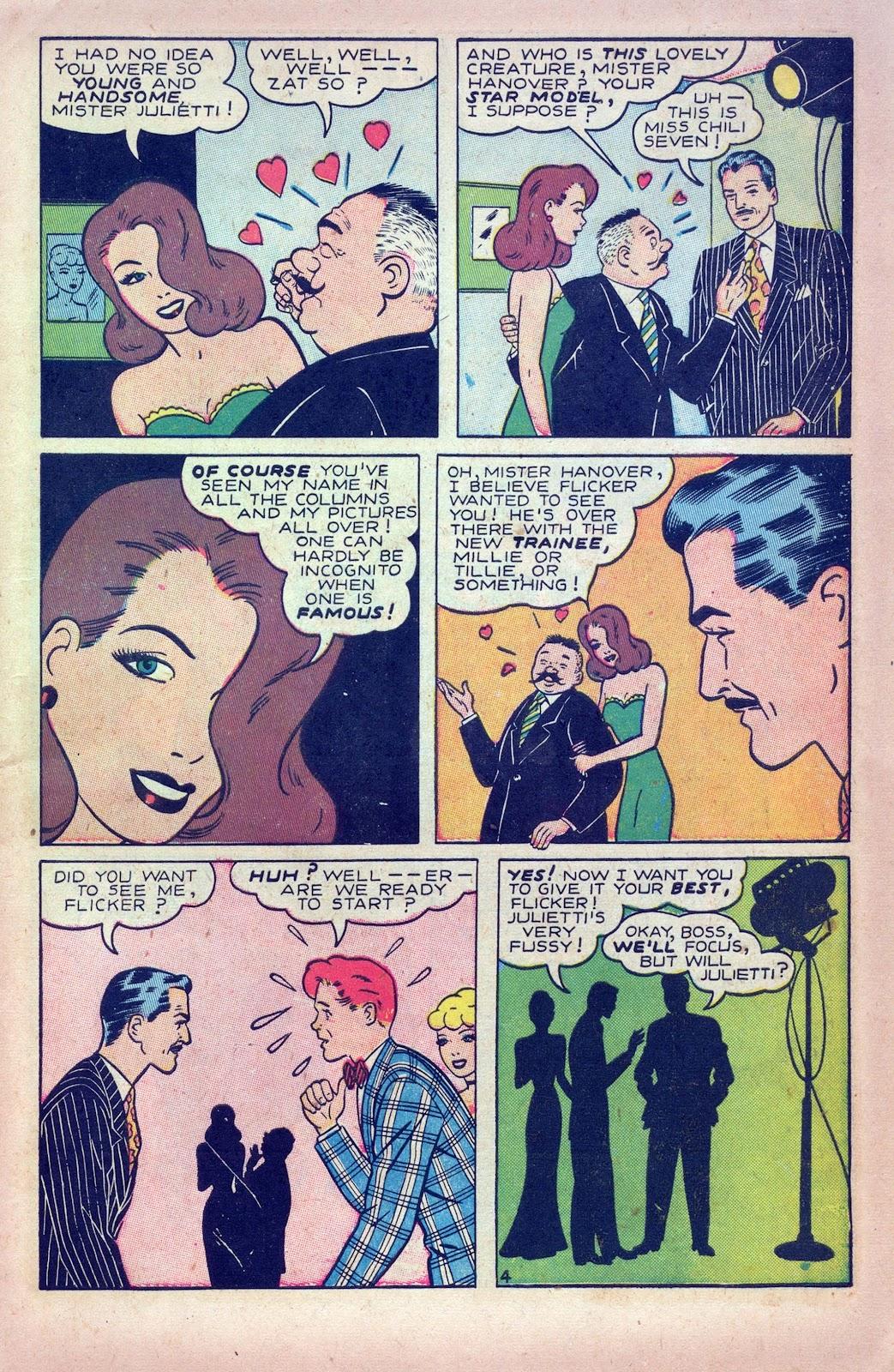 Read online Joker Comics comic -  Issue #28 - 7