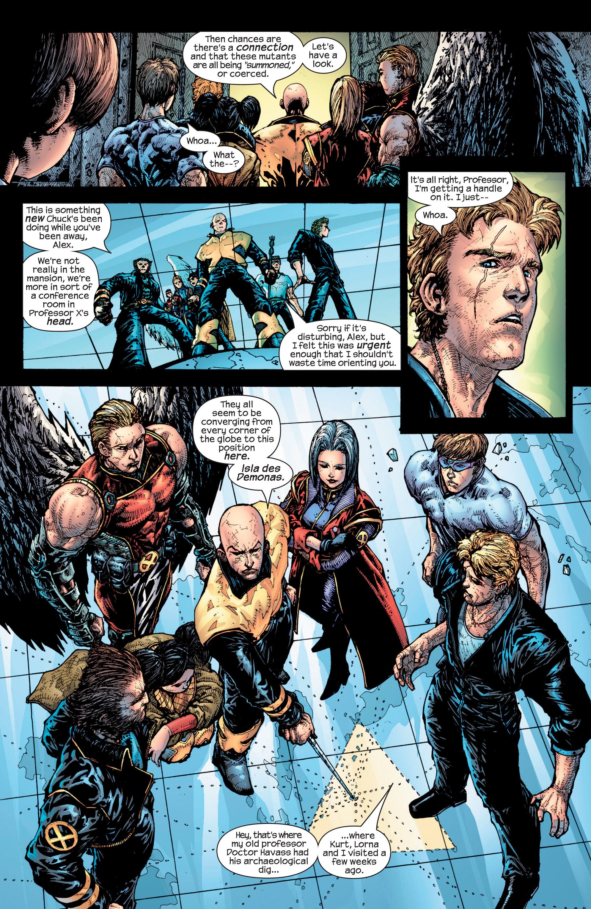 Read online Uncanny X-Men (1963) comic -  Issue #429 - 11