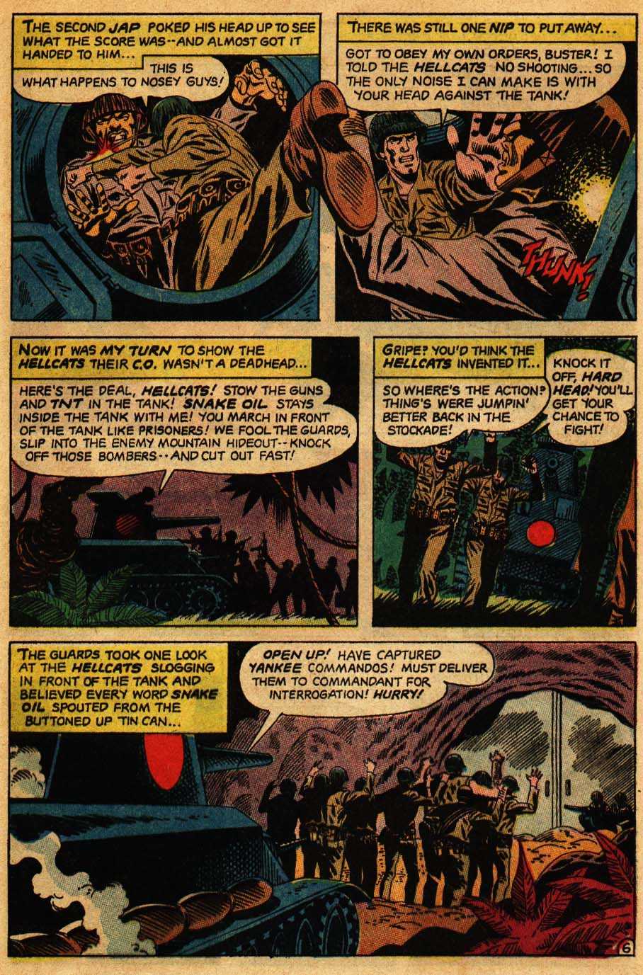 Our Fighting Forces (1954) issue 106 - Page 29