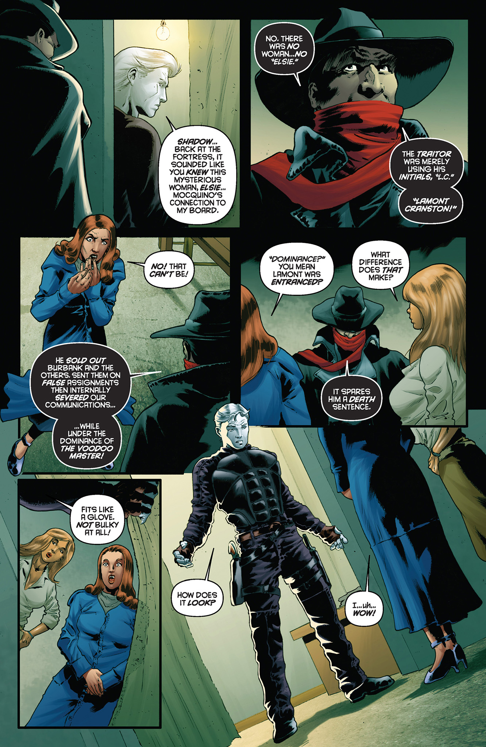 Read online Justice, Inc. comic -  Issue #5 - 10