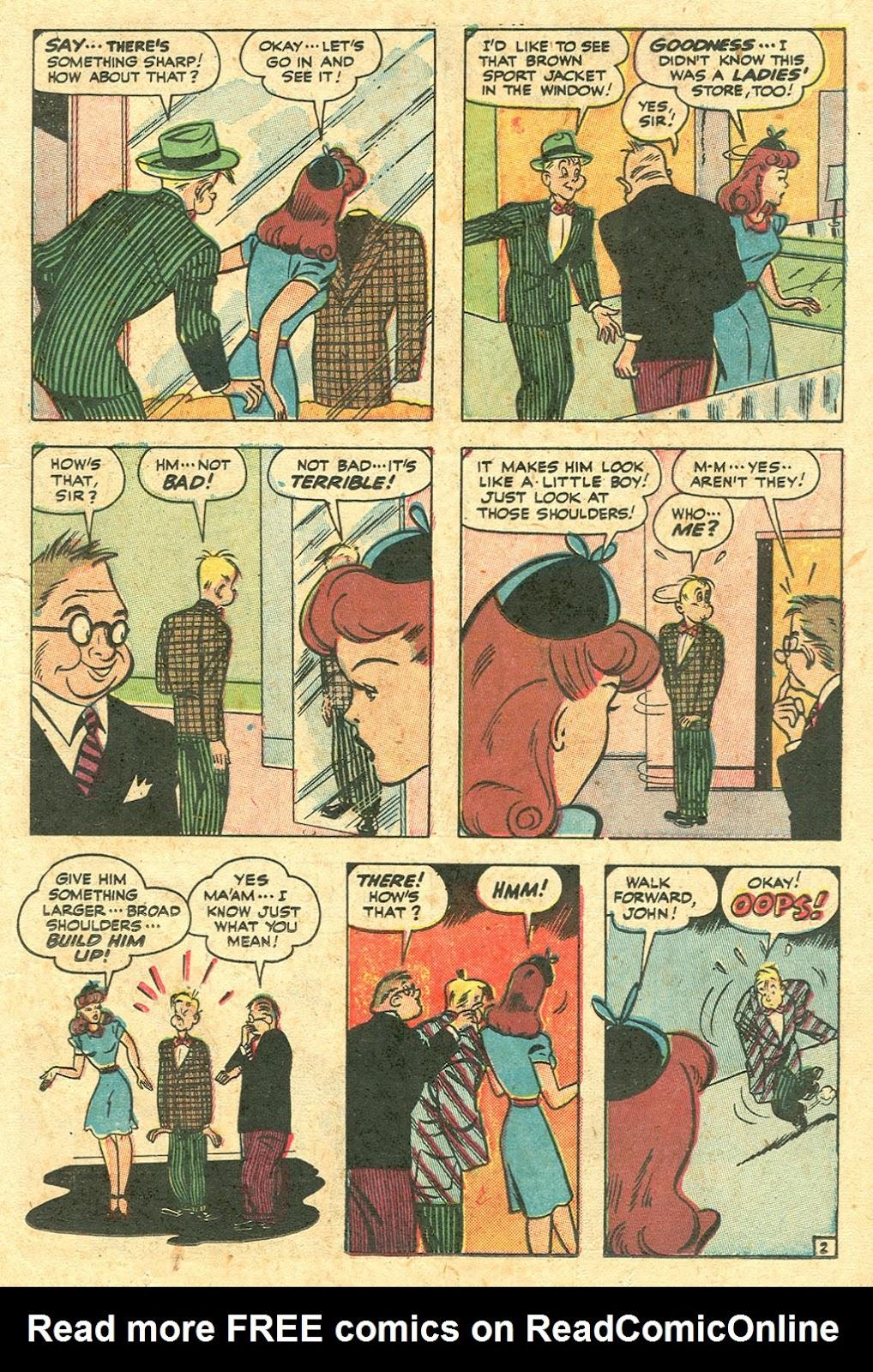 Tessie the Typist issue 11 - Page 17