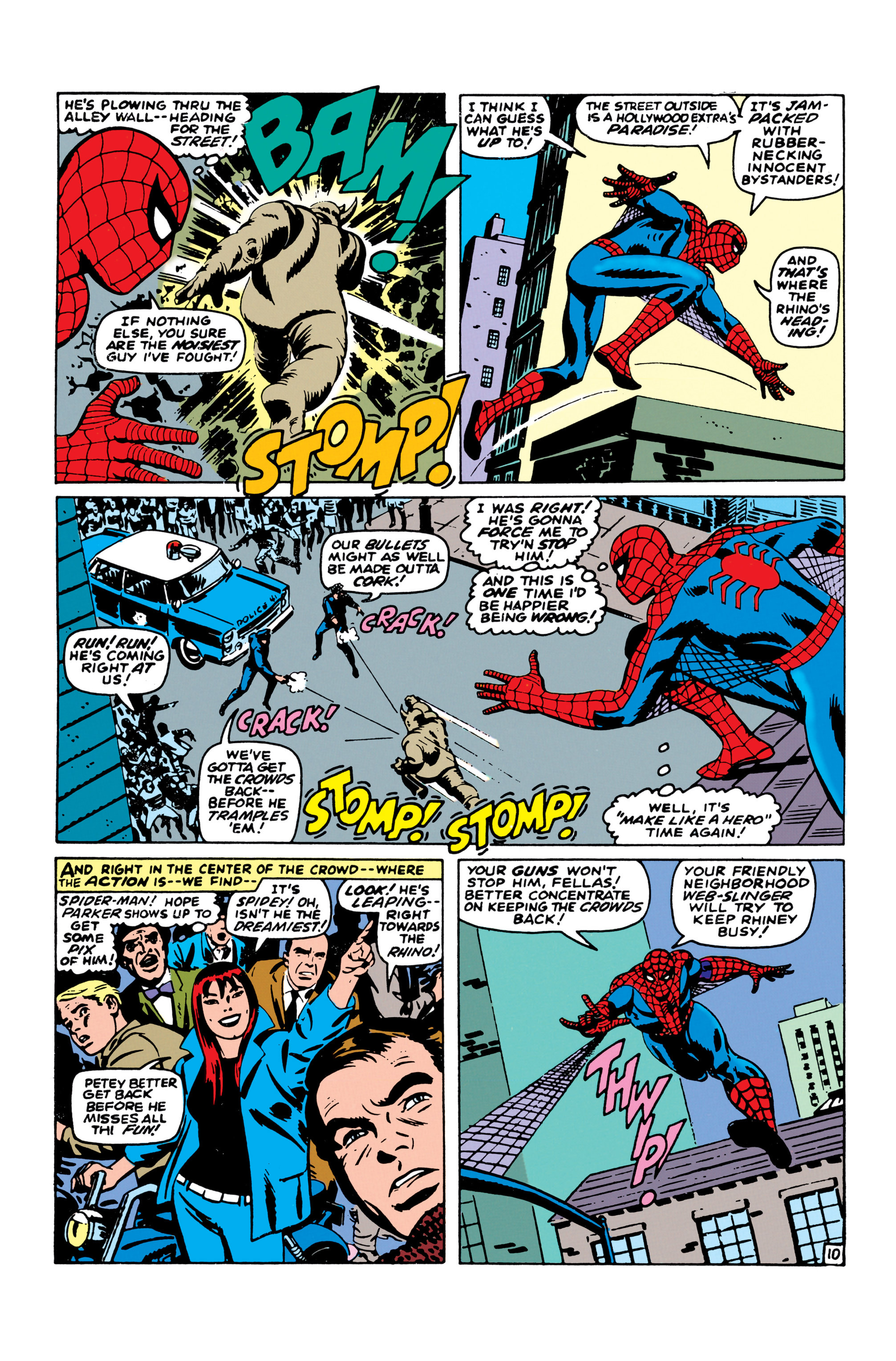The Amazing Spider-Man (1963) 43 Page 10