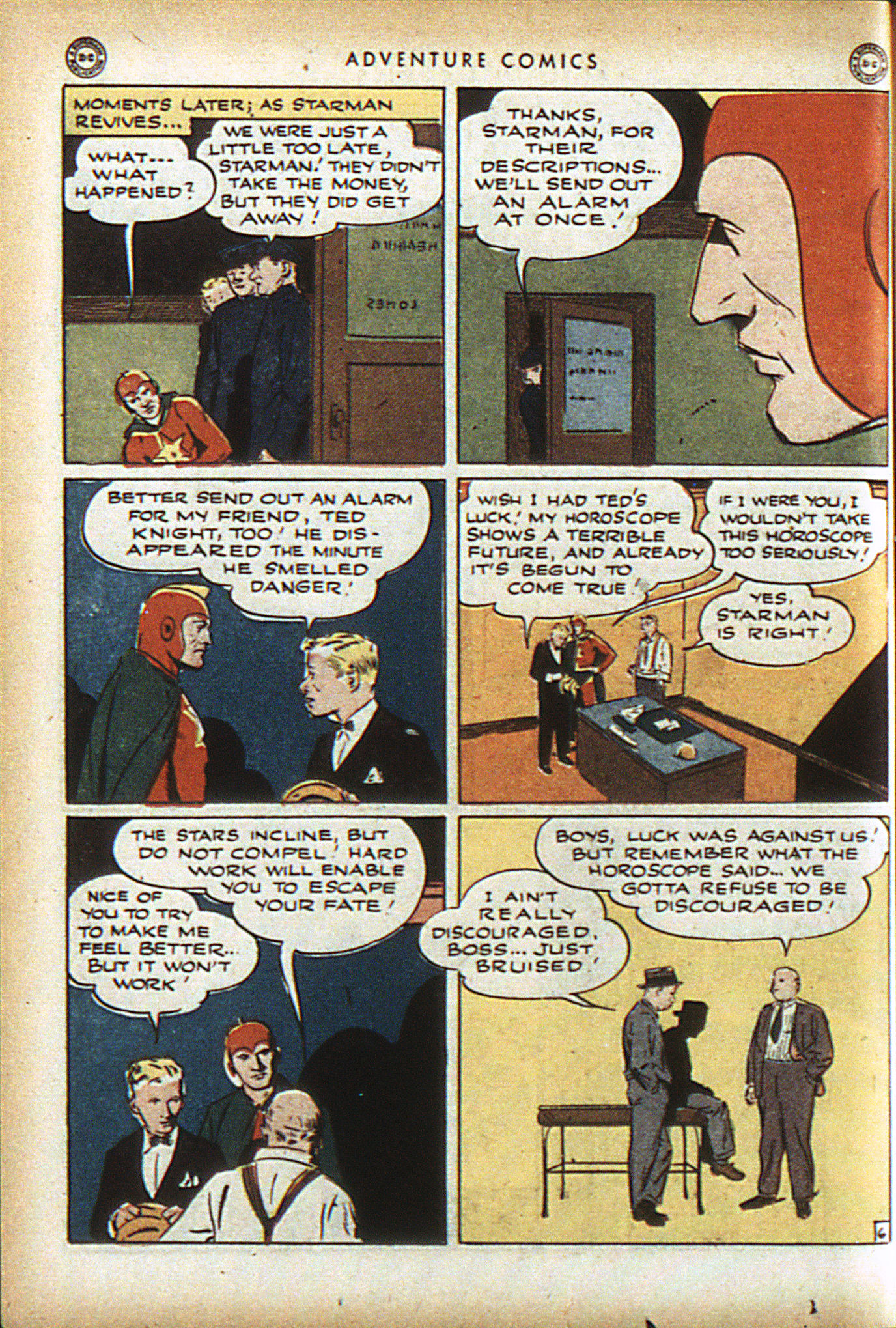 Read online Adventure Comics (1938) comic -  Issue #96 - 39