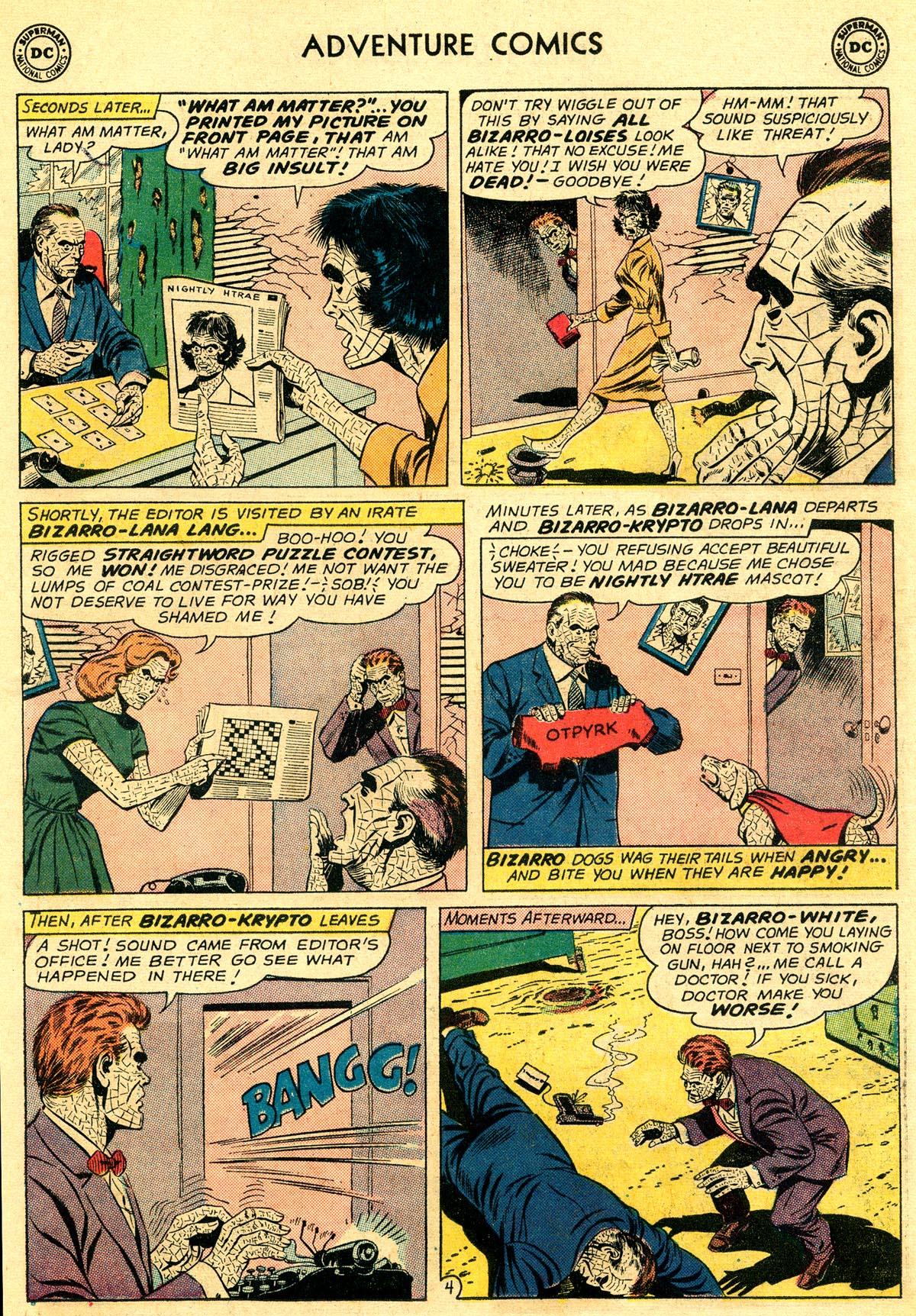 Read online Adventure Comics (1938) comic -  Issue #296 - 23