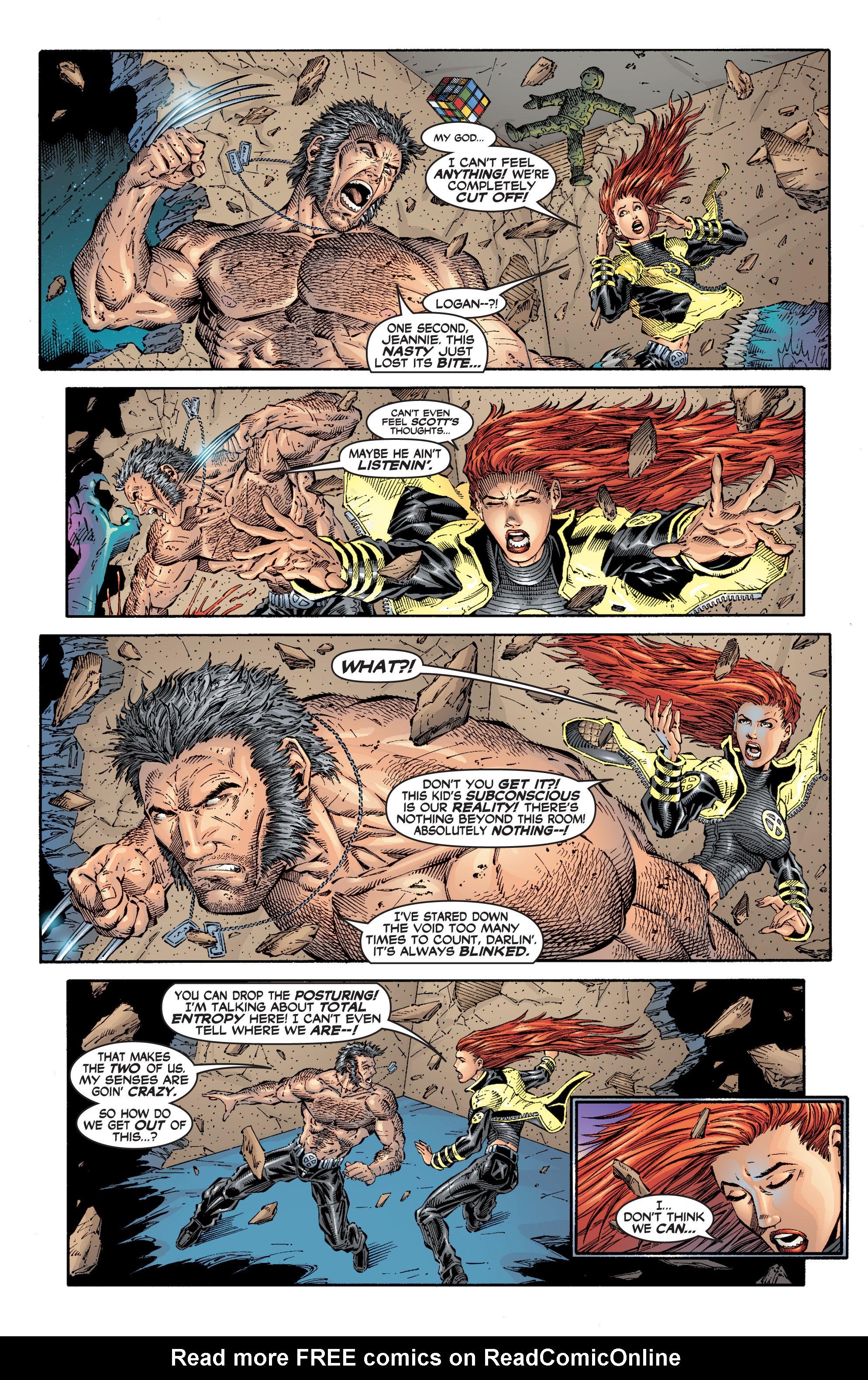 Read online Uncanny X-Men (1963) comic -  Issue #394 - 21