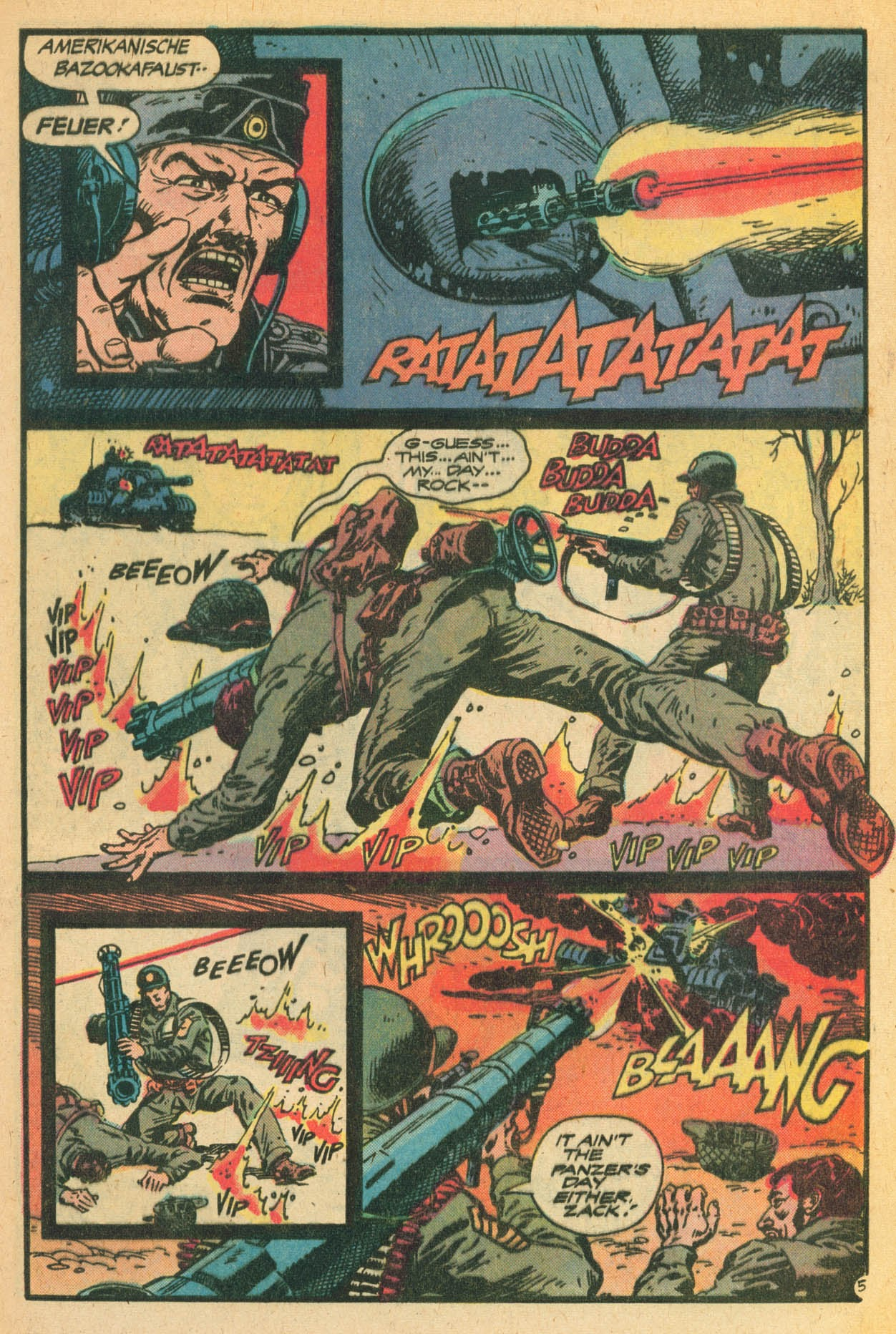 Read online Sgt. Rock comic -  Issue #329 - 9