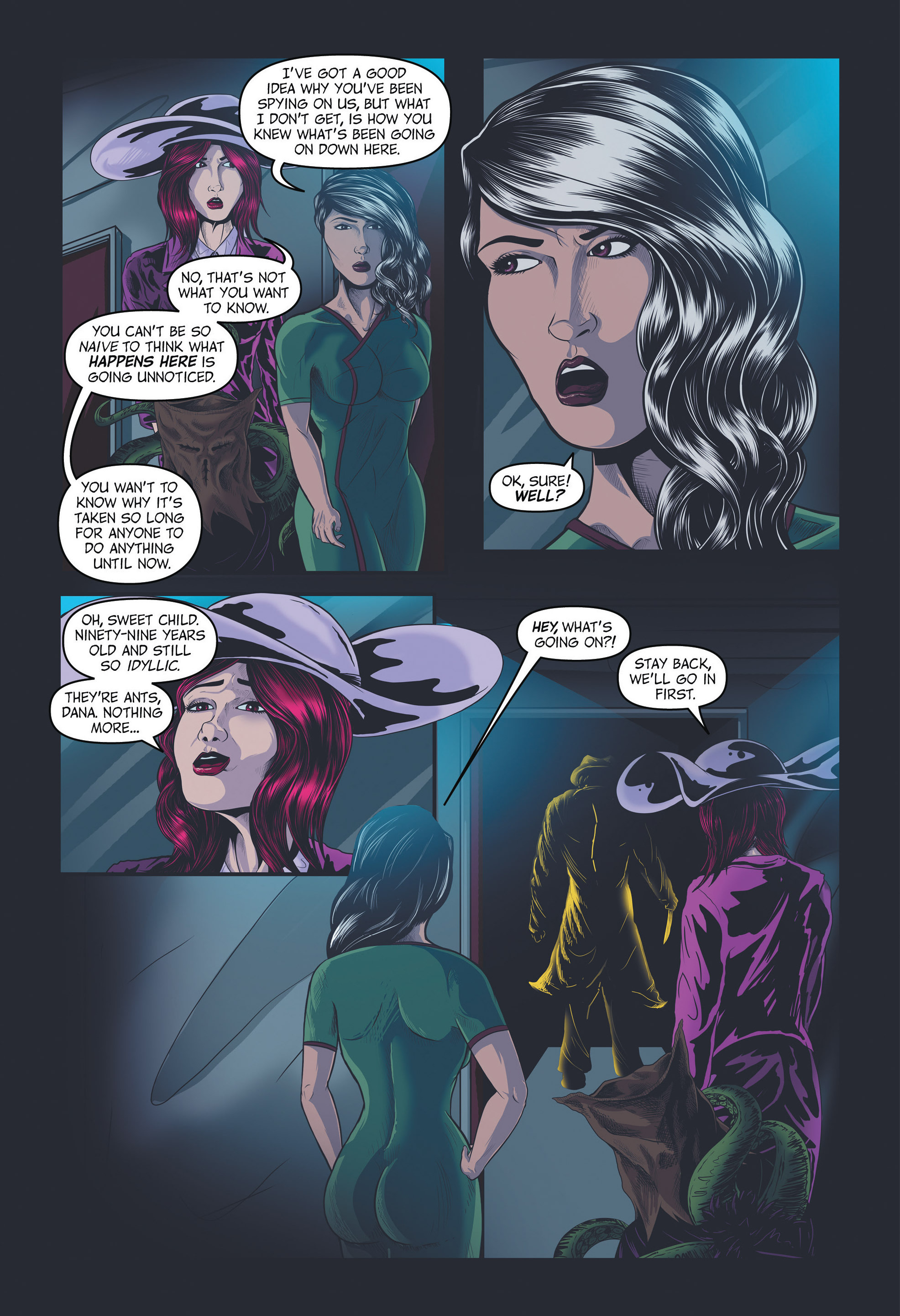Read online Redemption Heights comic -  Issue # Full - 69