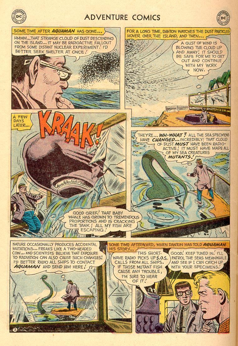 Read online Adventure Comics (1938) comic -  Issue #258 - 28