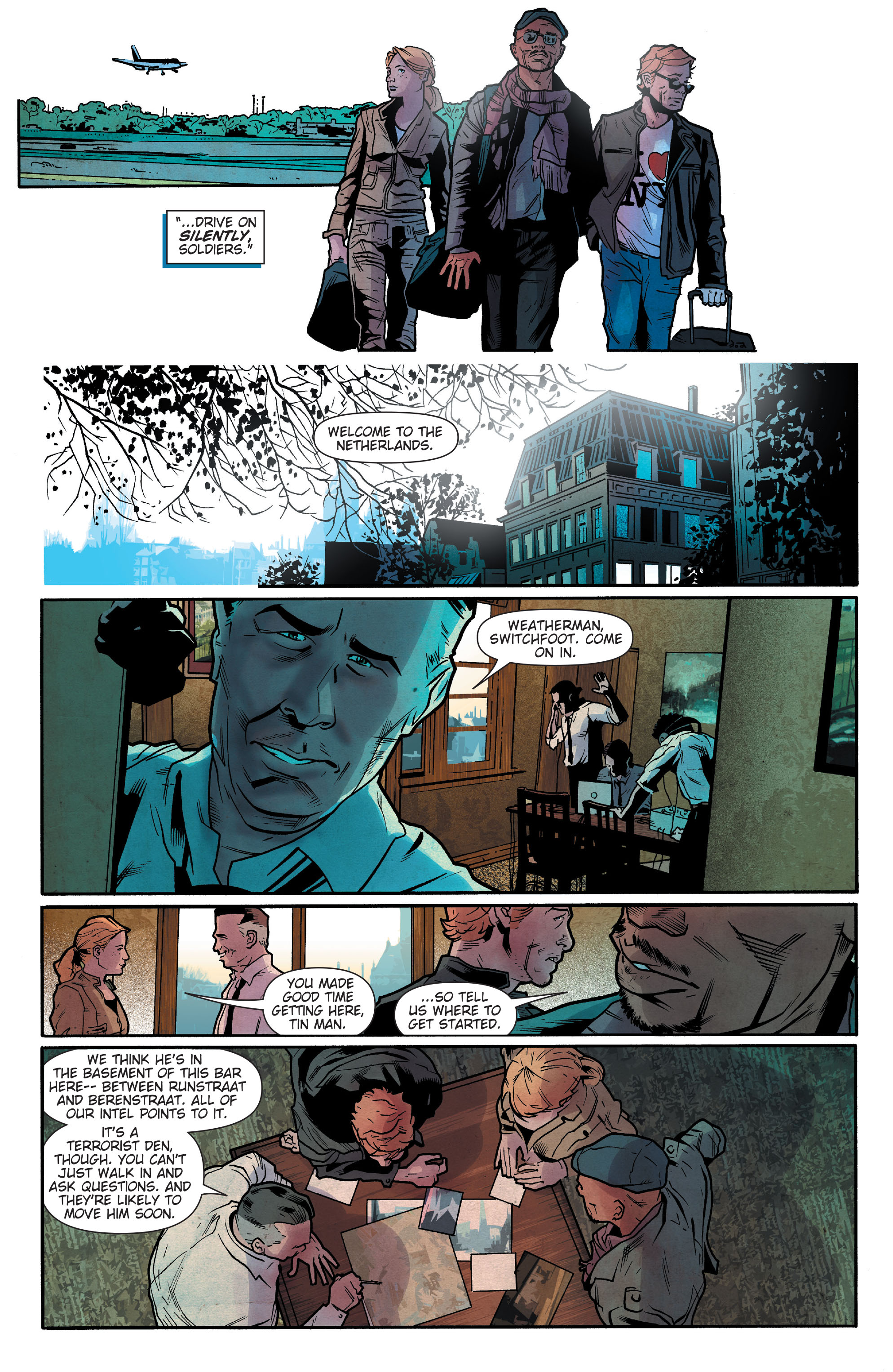 Read online The Activity comic -  Issue #2 - 5