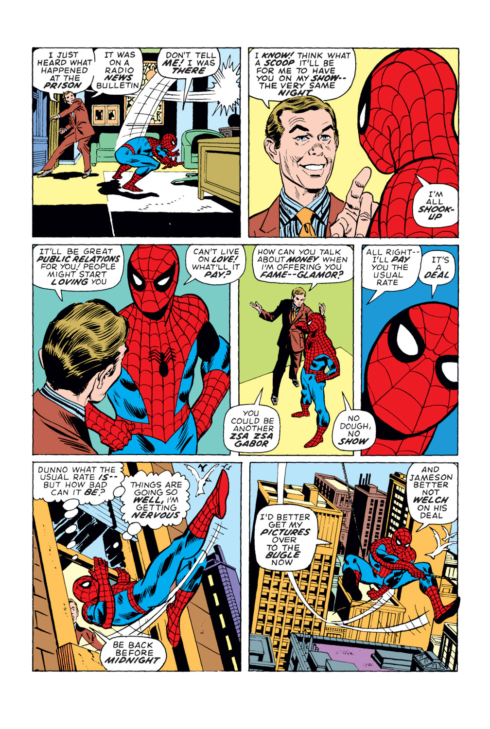 The Amazing Spider-Man (1963) 99 Page 13