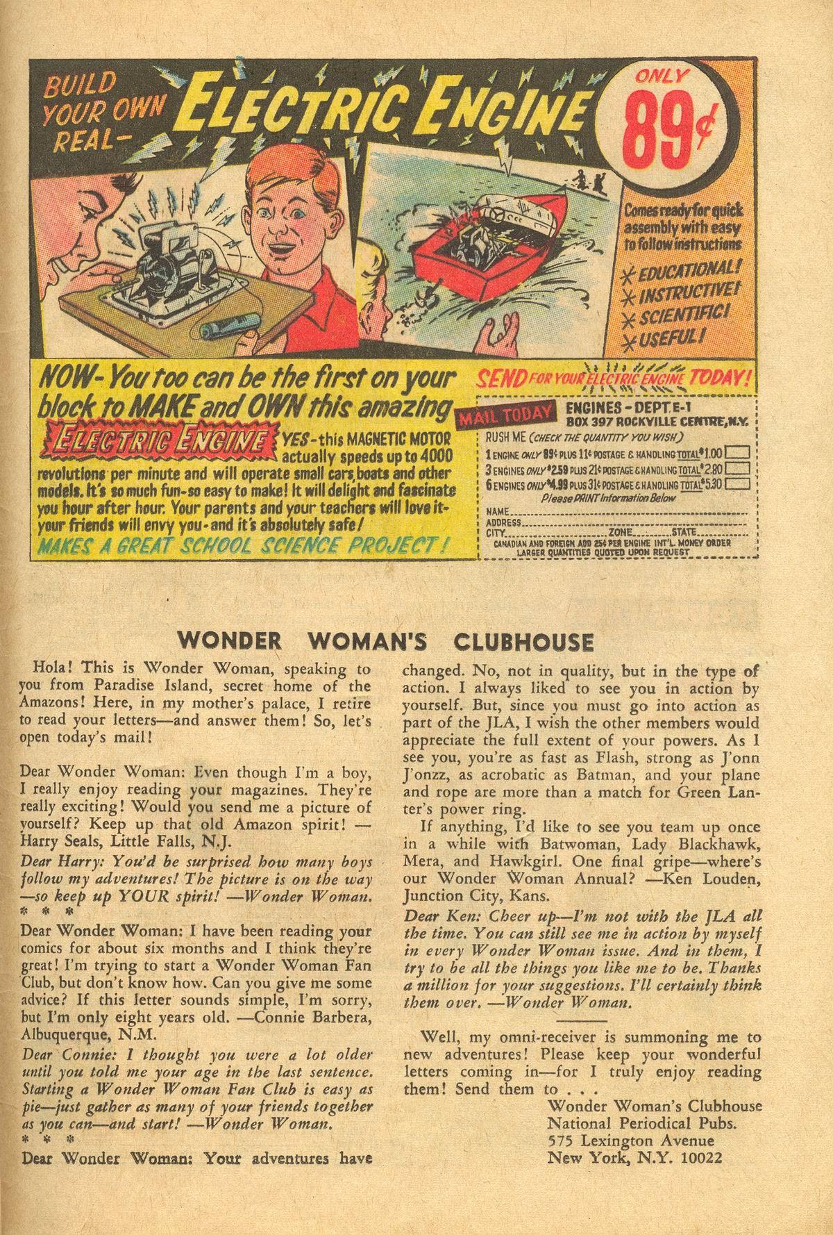 Read online Wonder Woman (1942) comic -  Issue #151 - 33