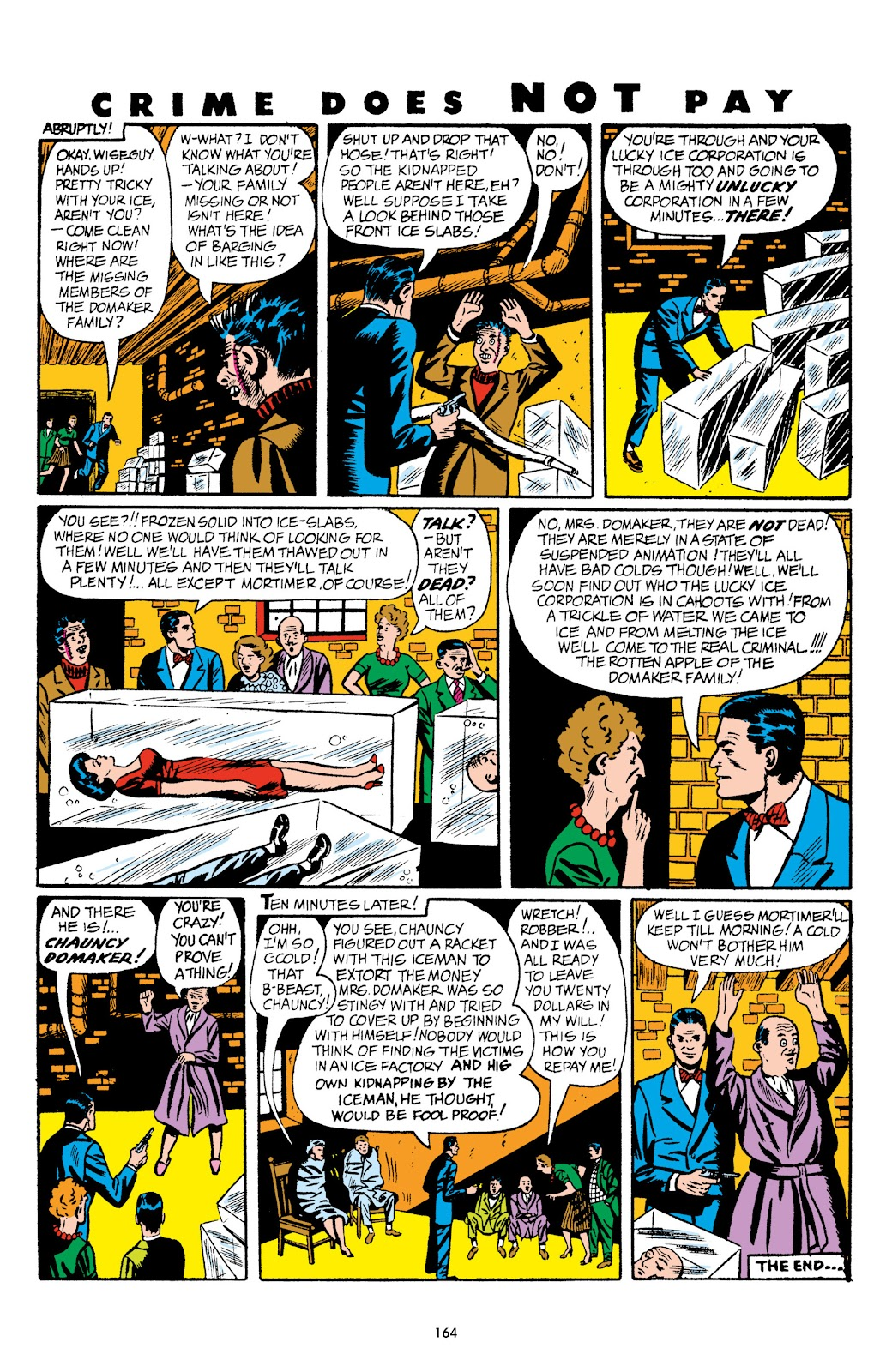 Read online Crime Does Not Pay Archives comic -  Issue # TPB 5 (Part 2) - 64