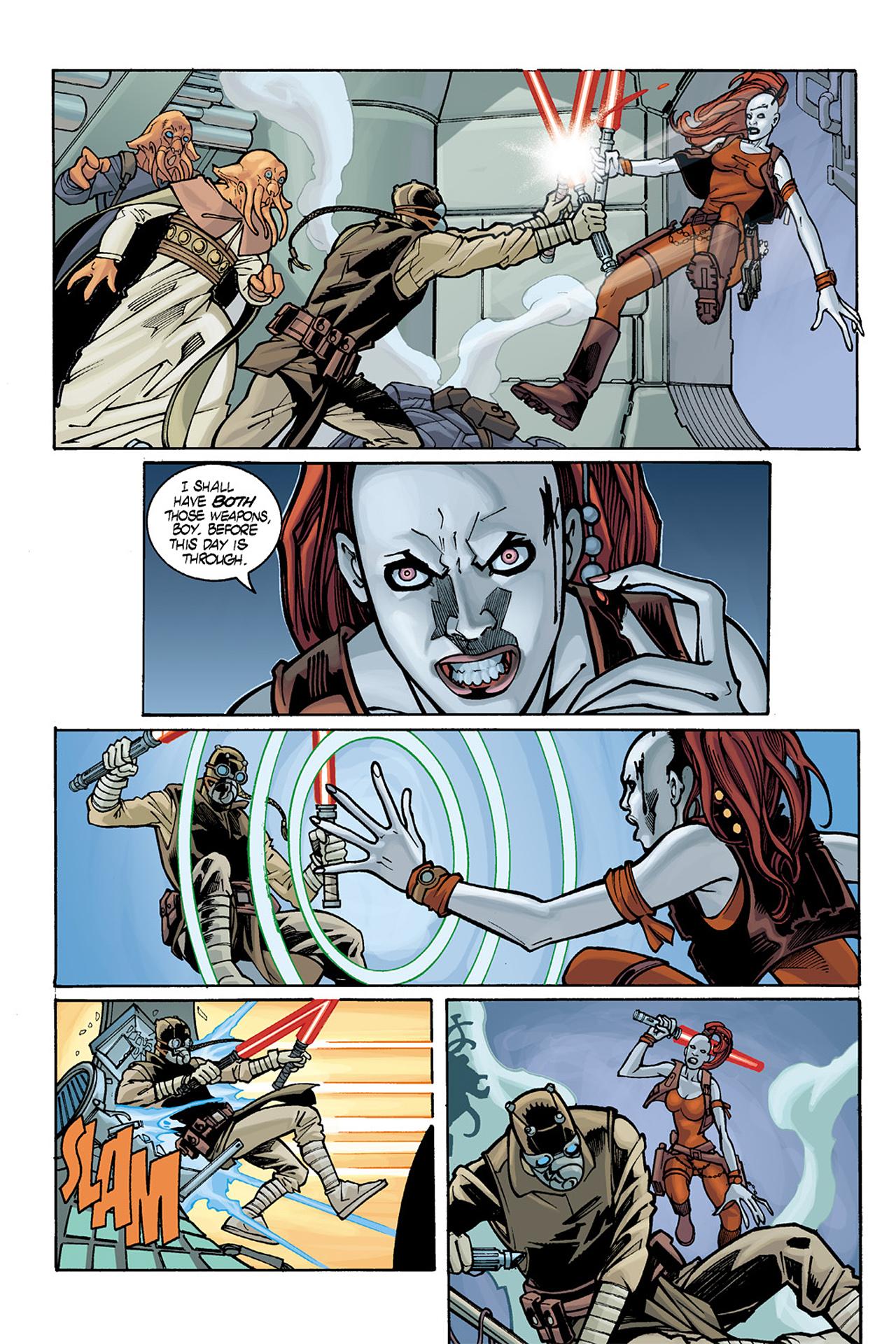 Read online Star Wars Omnibus comic -  Issue # Vol. 10 - 114