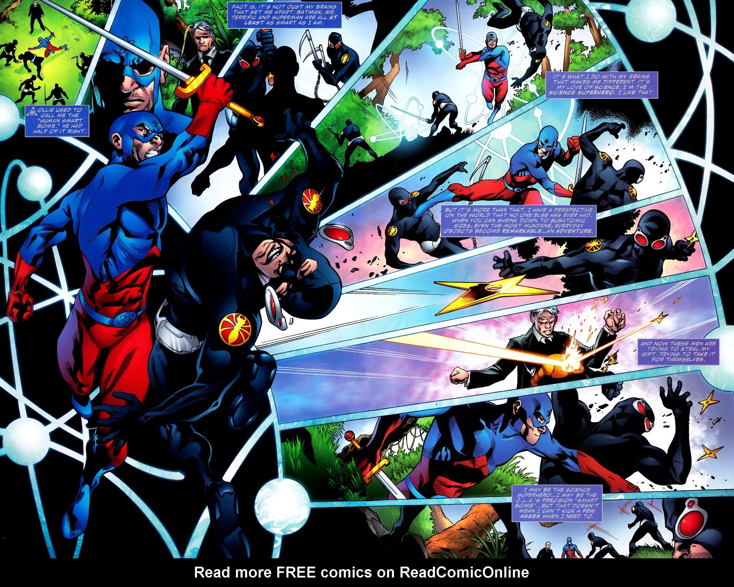 Read online Adventure Comics (1938) comic -  Issue #520 - 22
