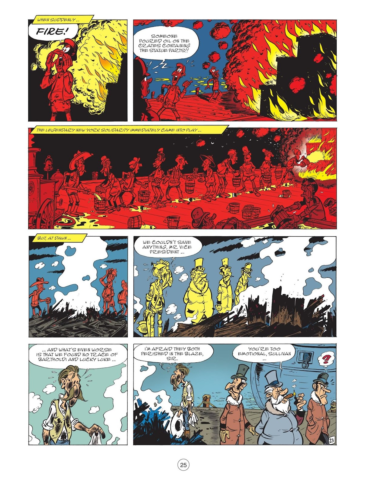 A Lucky Luke Adventure issue 71 - Page 27