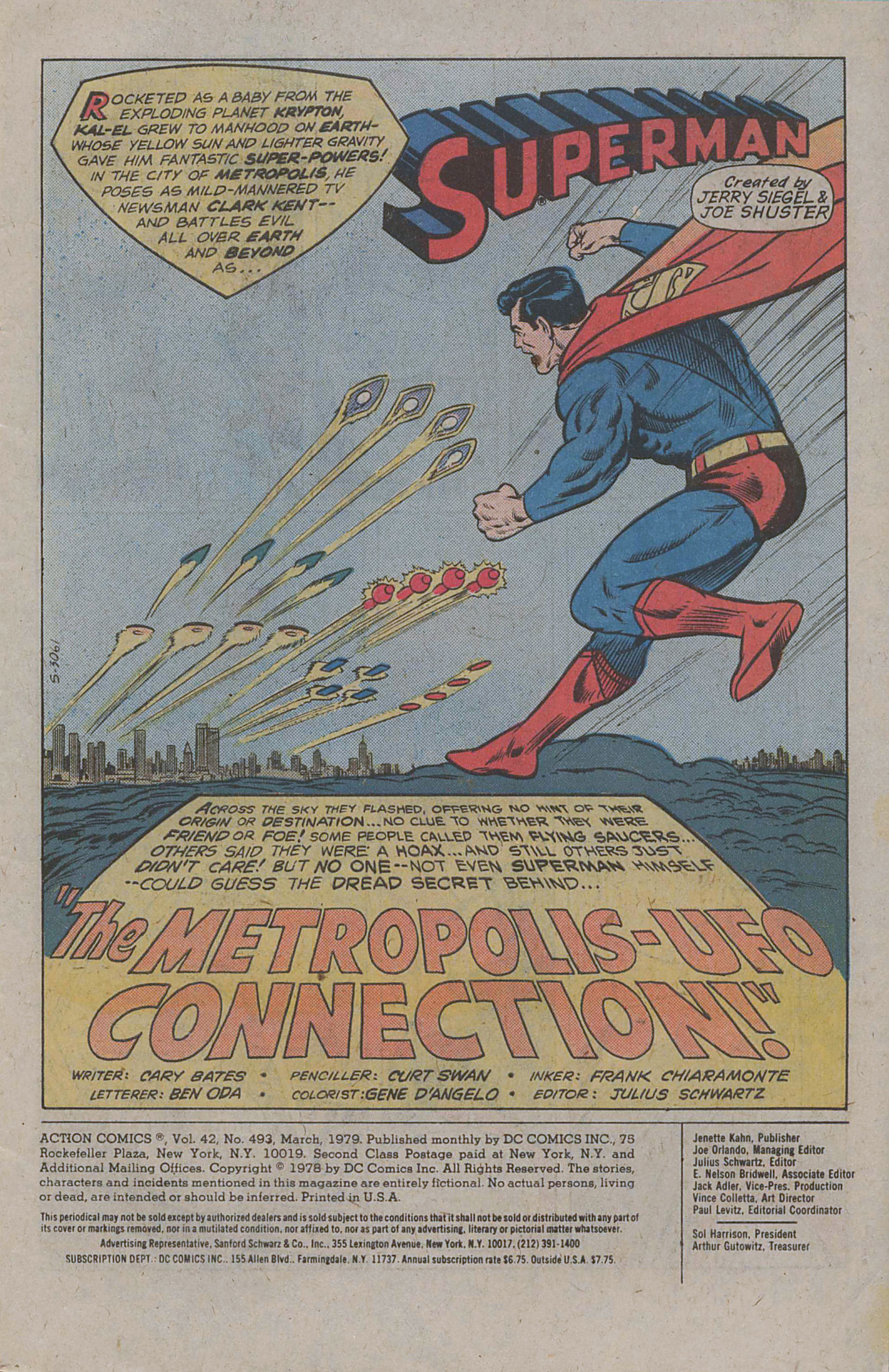 Read online Action Comics (1938) comic -  Issue #493 - 3