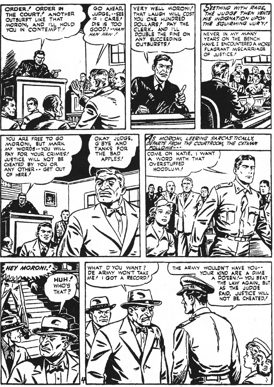 Read online Men of Mystery Comics comic -  Issue #70 - 7