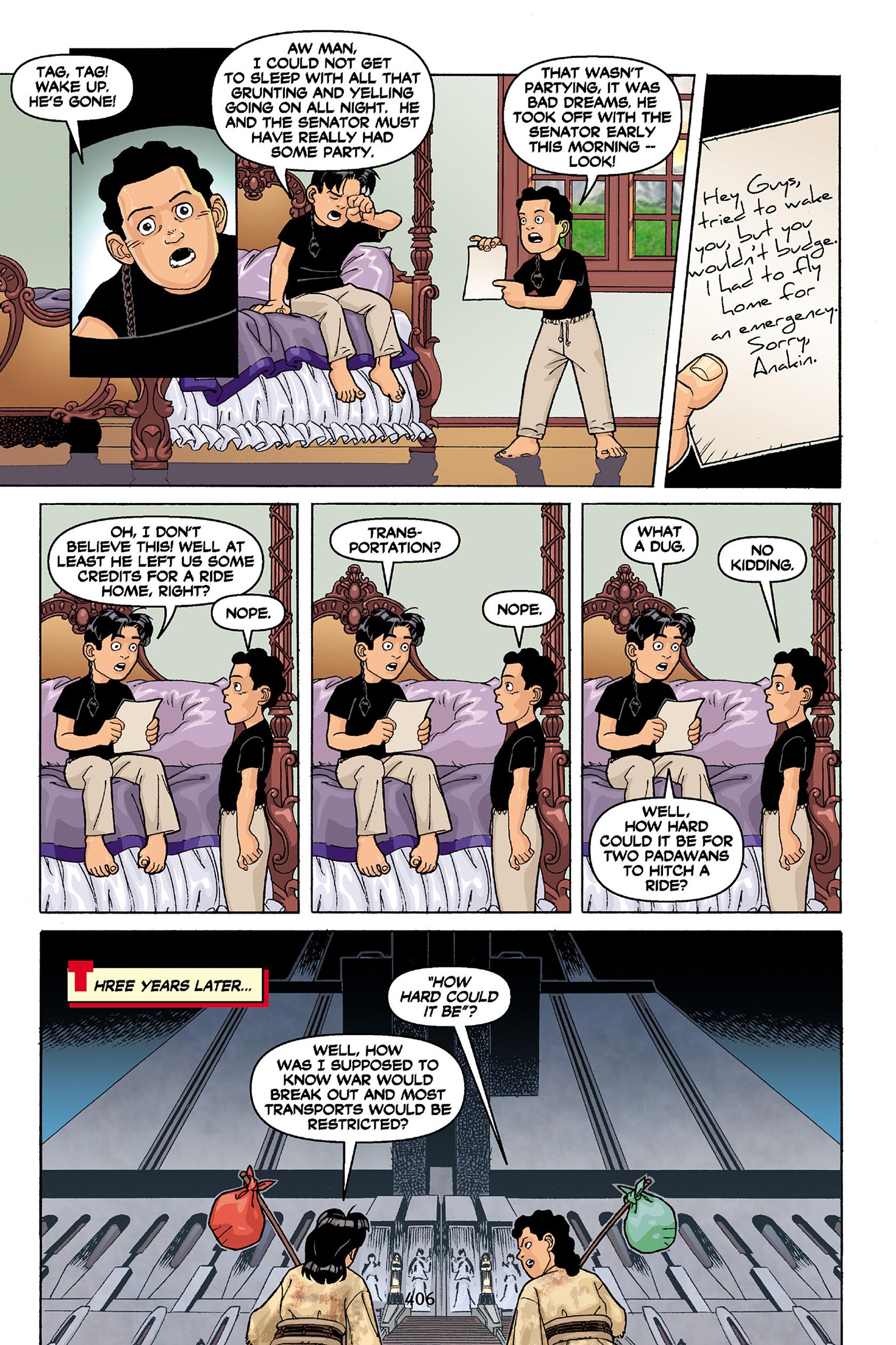 Read online Star Wars Omnibus comic -  Issue # Vol. 30 - 397