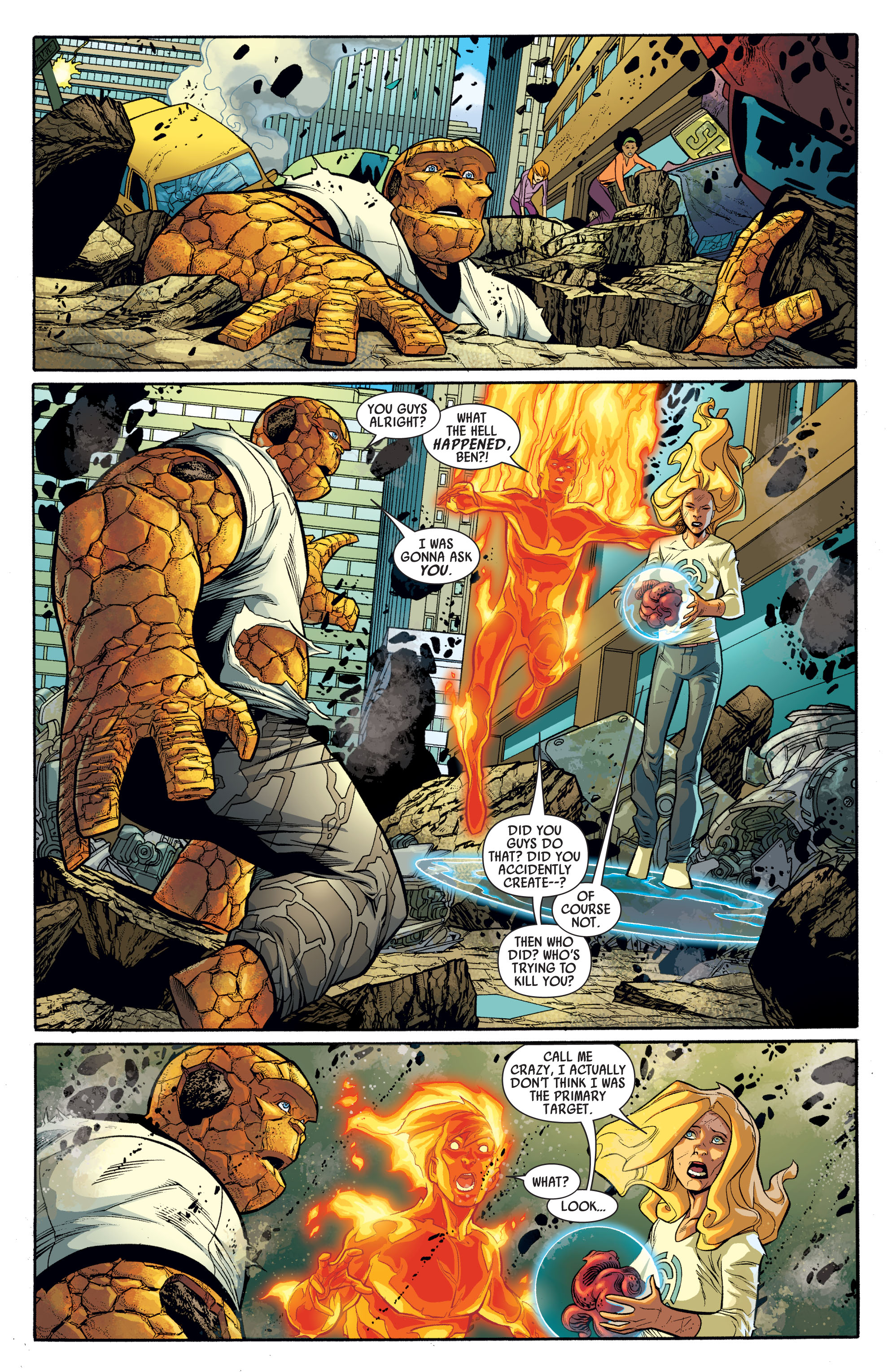 Read online Ultimate Comics Doomsday comic -  Issue # Full - 35