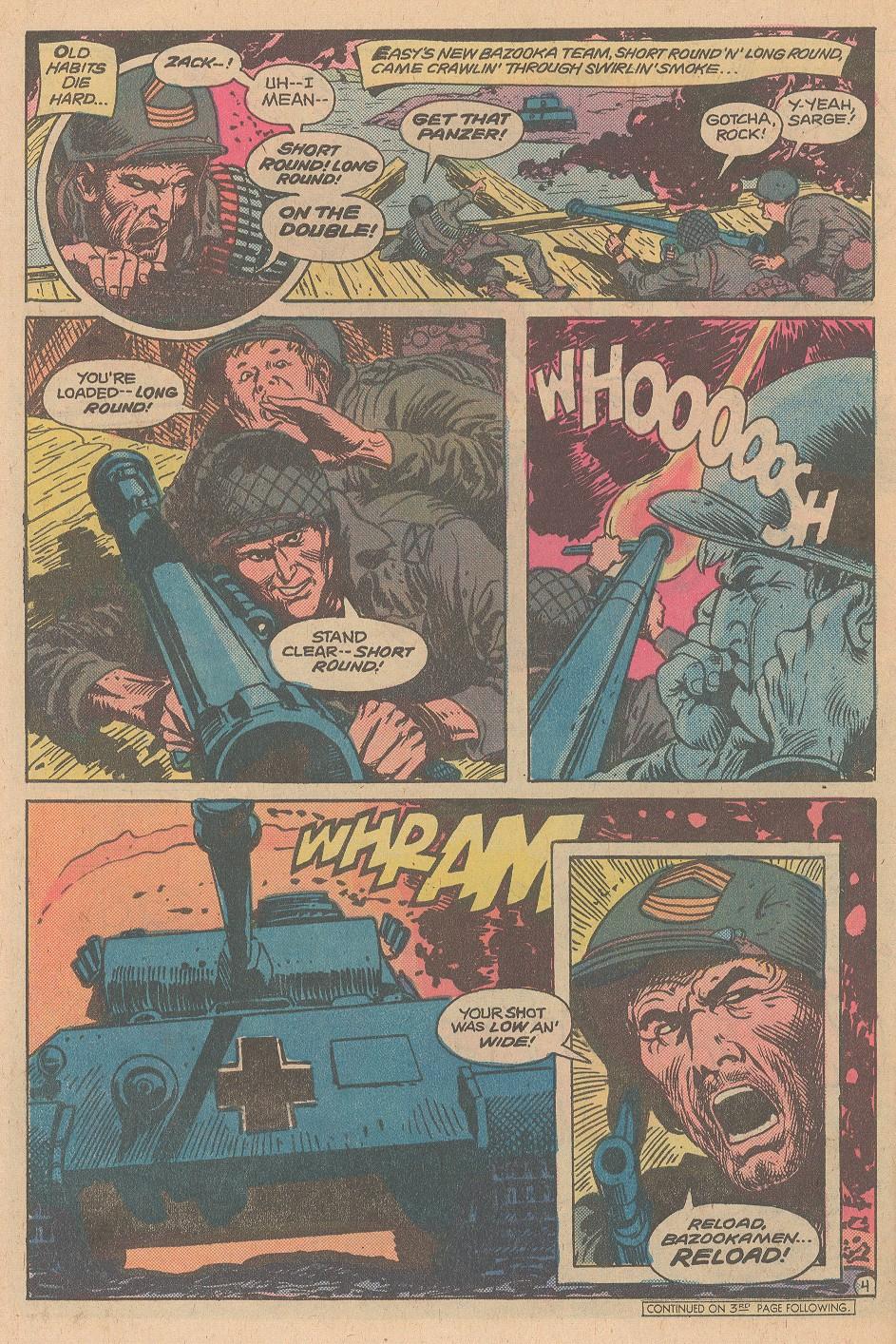Read online Sgt. Rock comic -  Issue #348 - 5