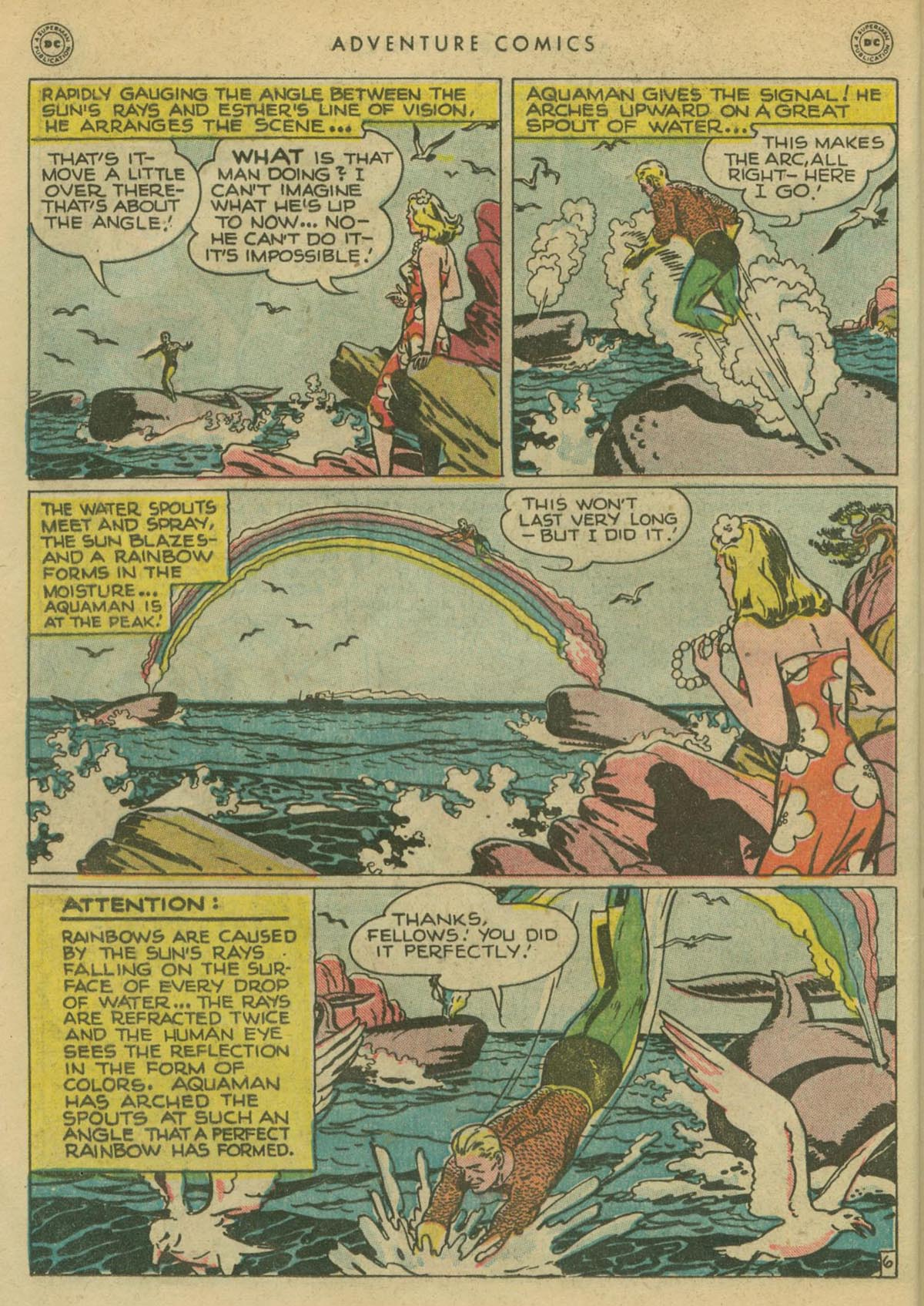 Read online Adventure Comics (1938) comic -  Issue #130 - 19