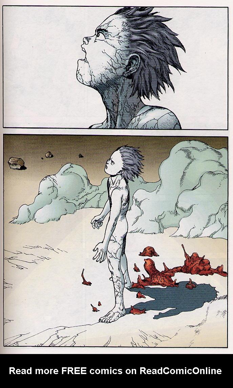 Read online Akira comic -  Issue #31 - 54