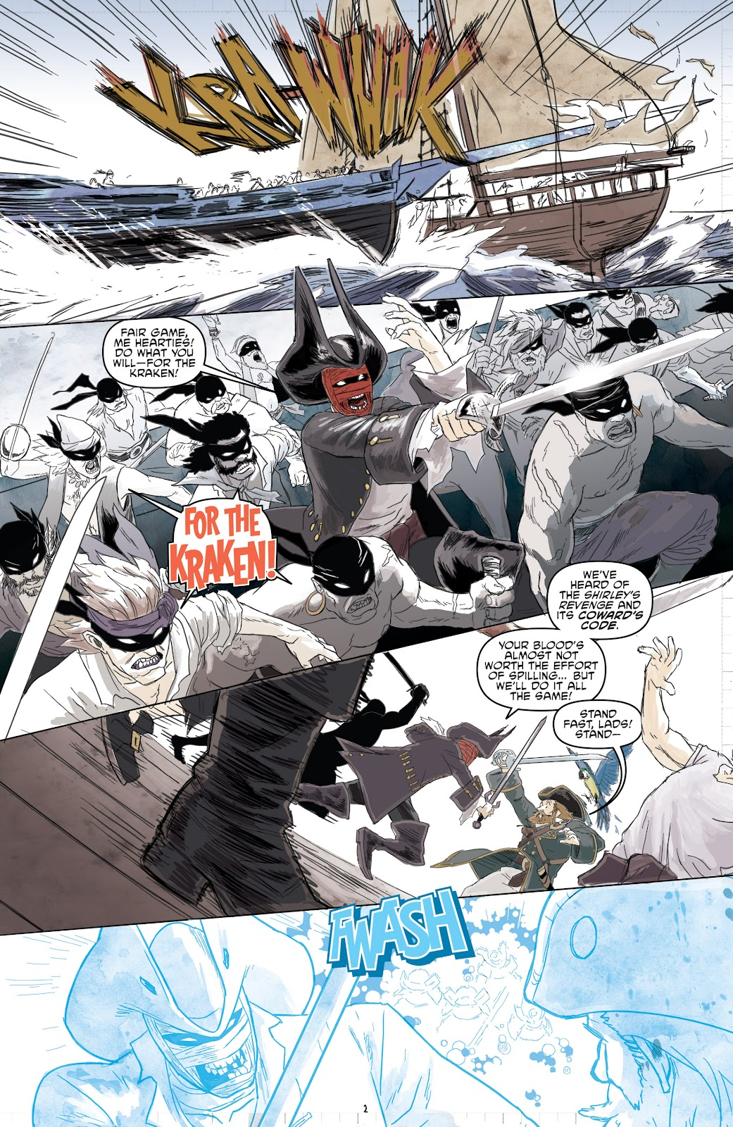 Read online Teenage Mutant Ninja Turtles: The IDW Collection comic -  Issue # TPB 5 (Part 1) - 55