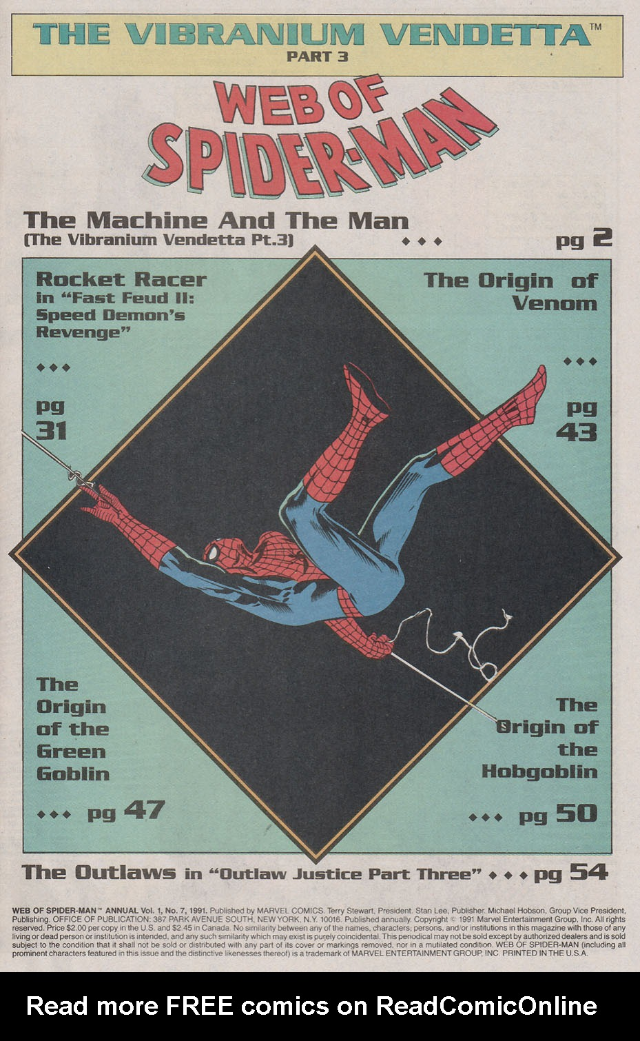 Web of Spider-Man (1985) _Annual 7 #7 - English 2