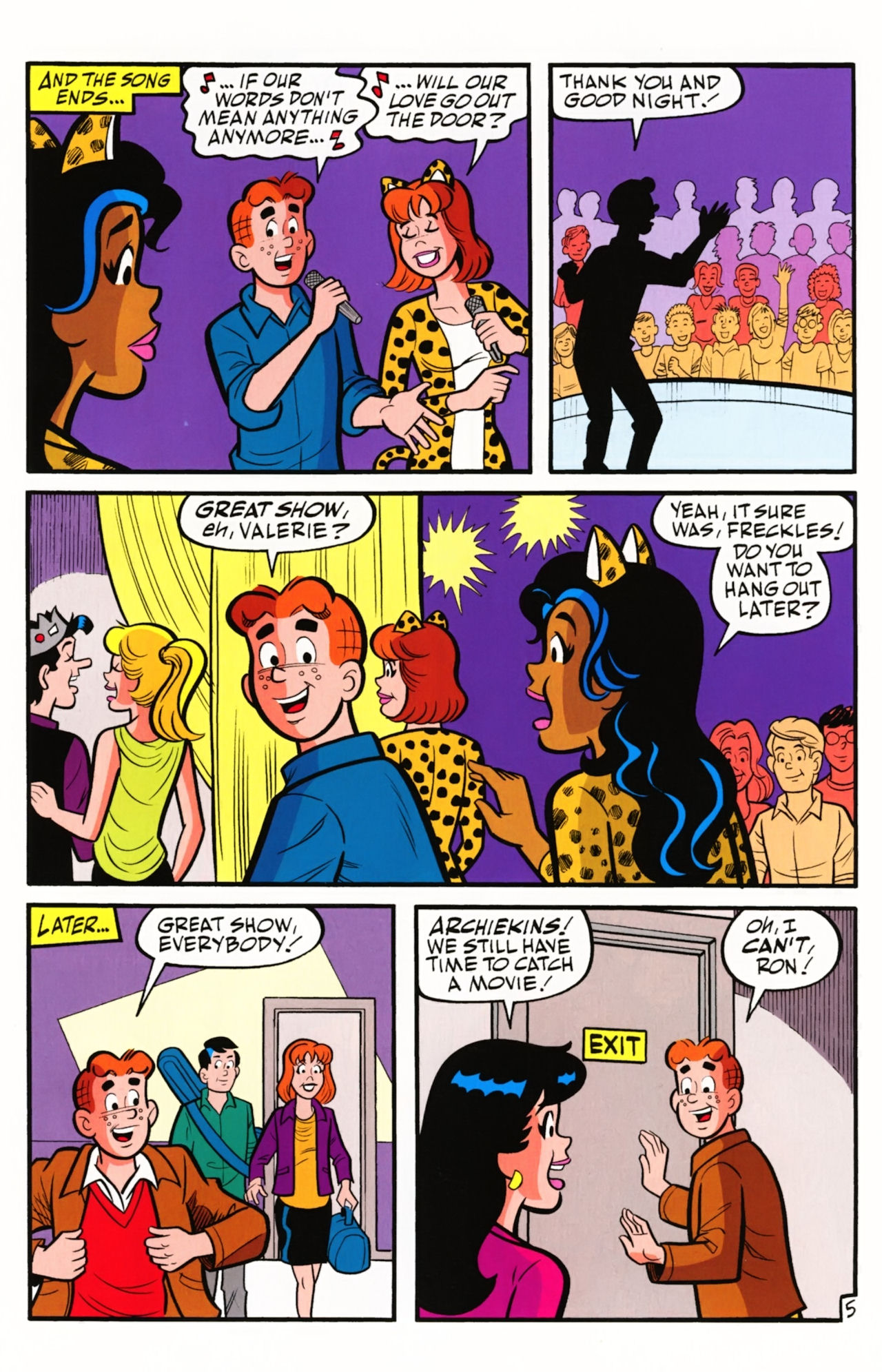 Read online Archie (1960) comic -  Issue #609 - 9