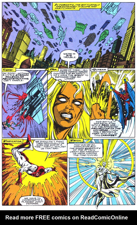 Read online Alpha Flight Special comic -  Issue #3 - 6