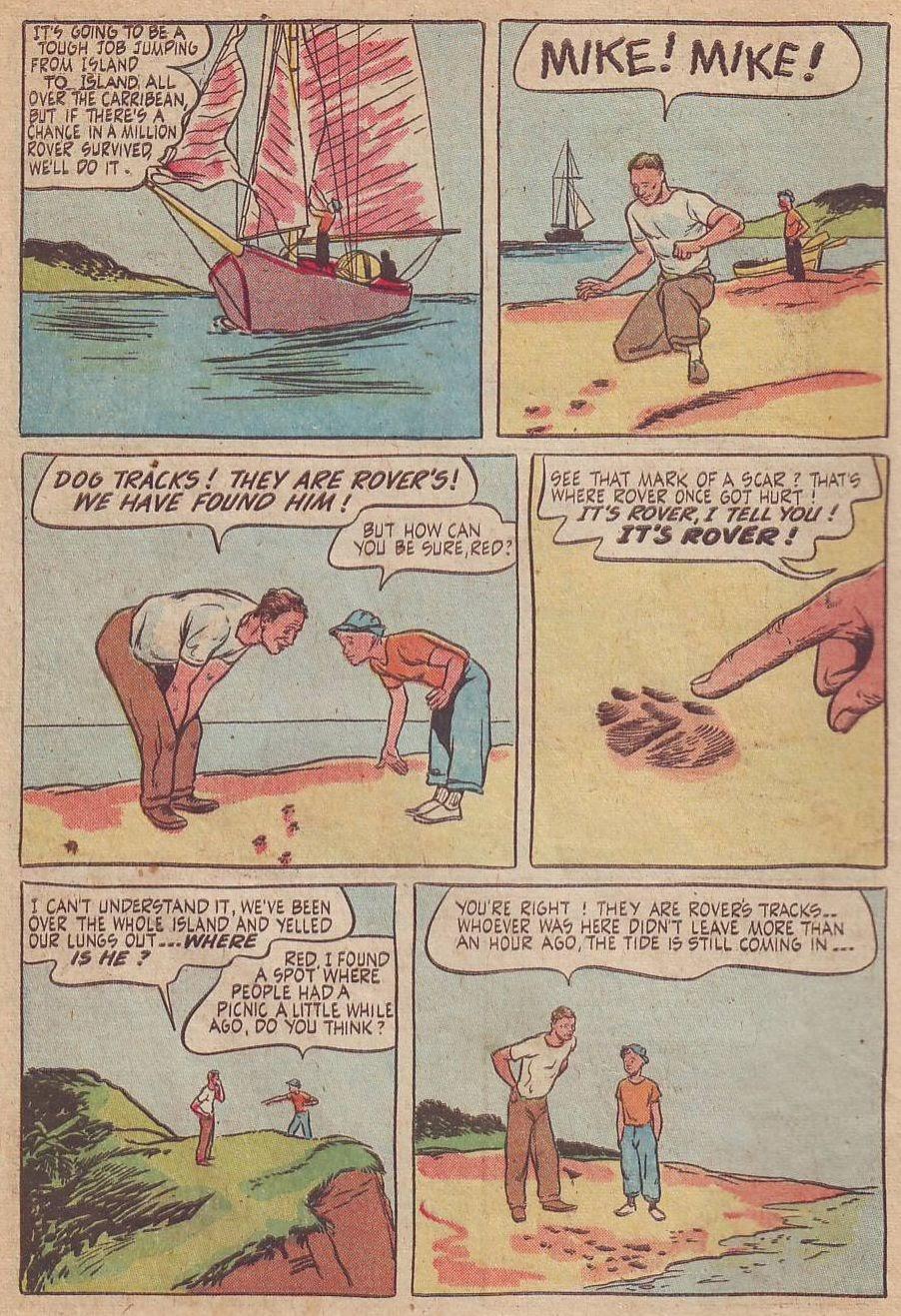 Read online Animal Comics comic -  Issue #28 - 12