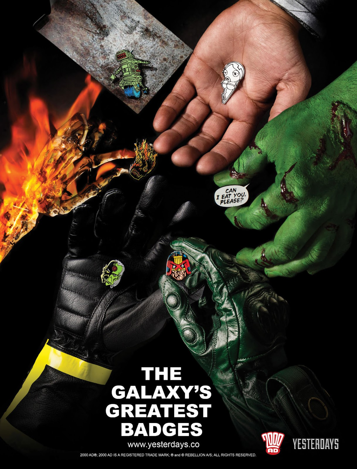 Read online 2000 AD comic -  Issue #2033 - 32
