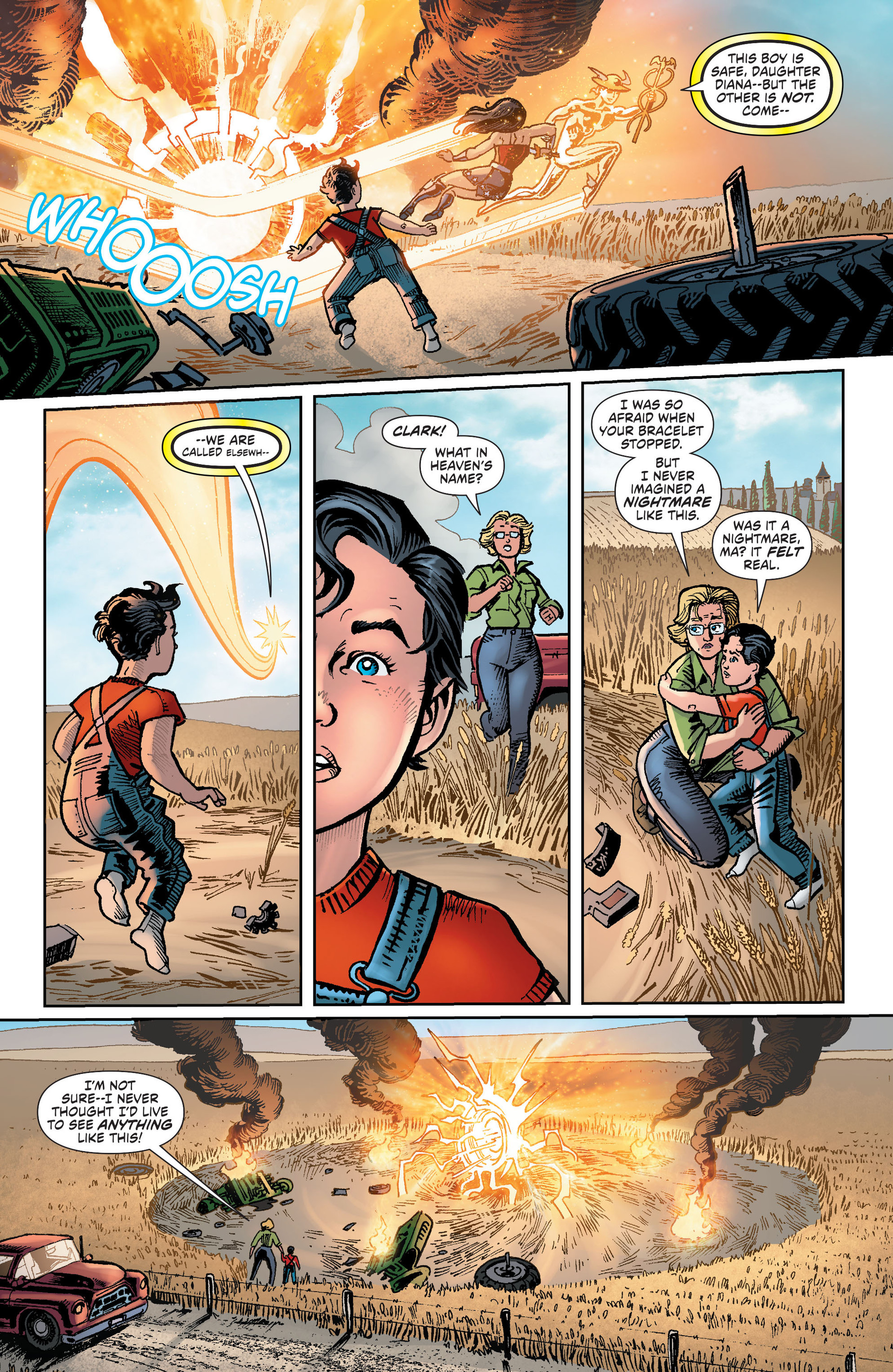 Read online Worlds' Finest comic -  Issue #28 - 17