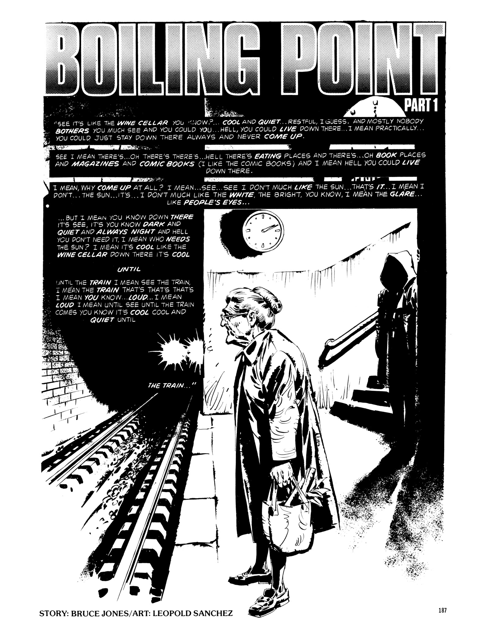 Read online Eerie Archives comic -  Issue # TPB 18 - 184