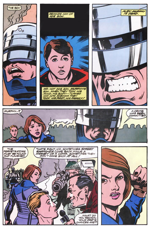 Read online Robocop (1990) comic -  Issue #12 - 6