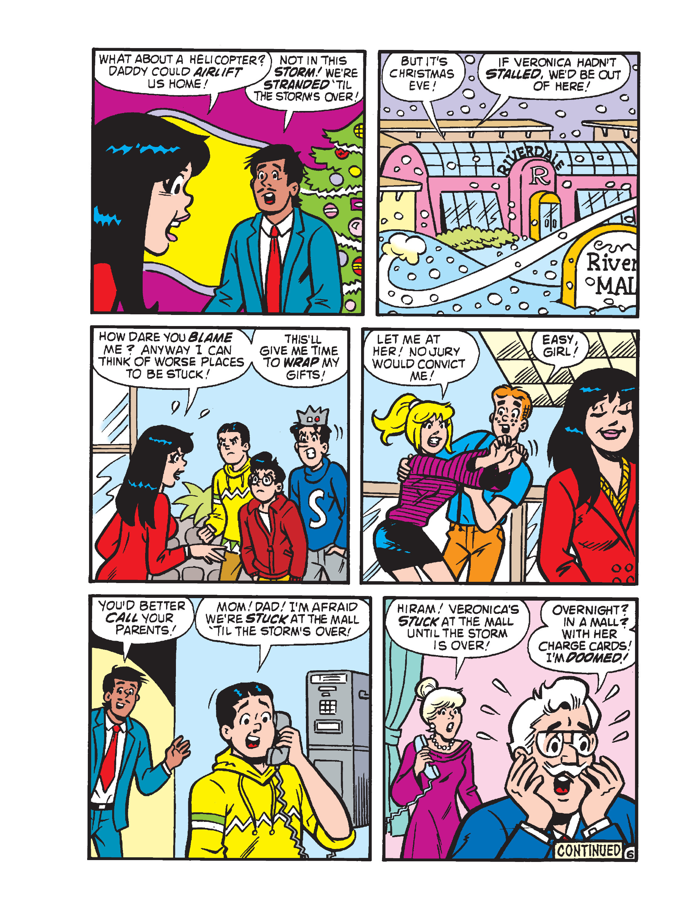 Read online Archie's Funhouse Double Digest comic -  Issue #23 - 176