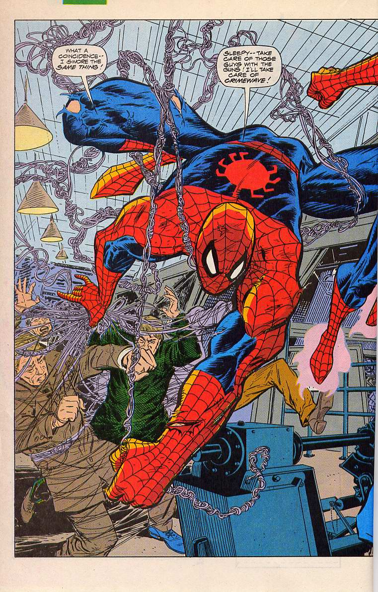 Read online Sleepwalker comic -  Issue #6 - 10