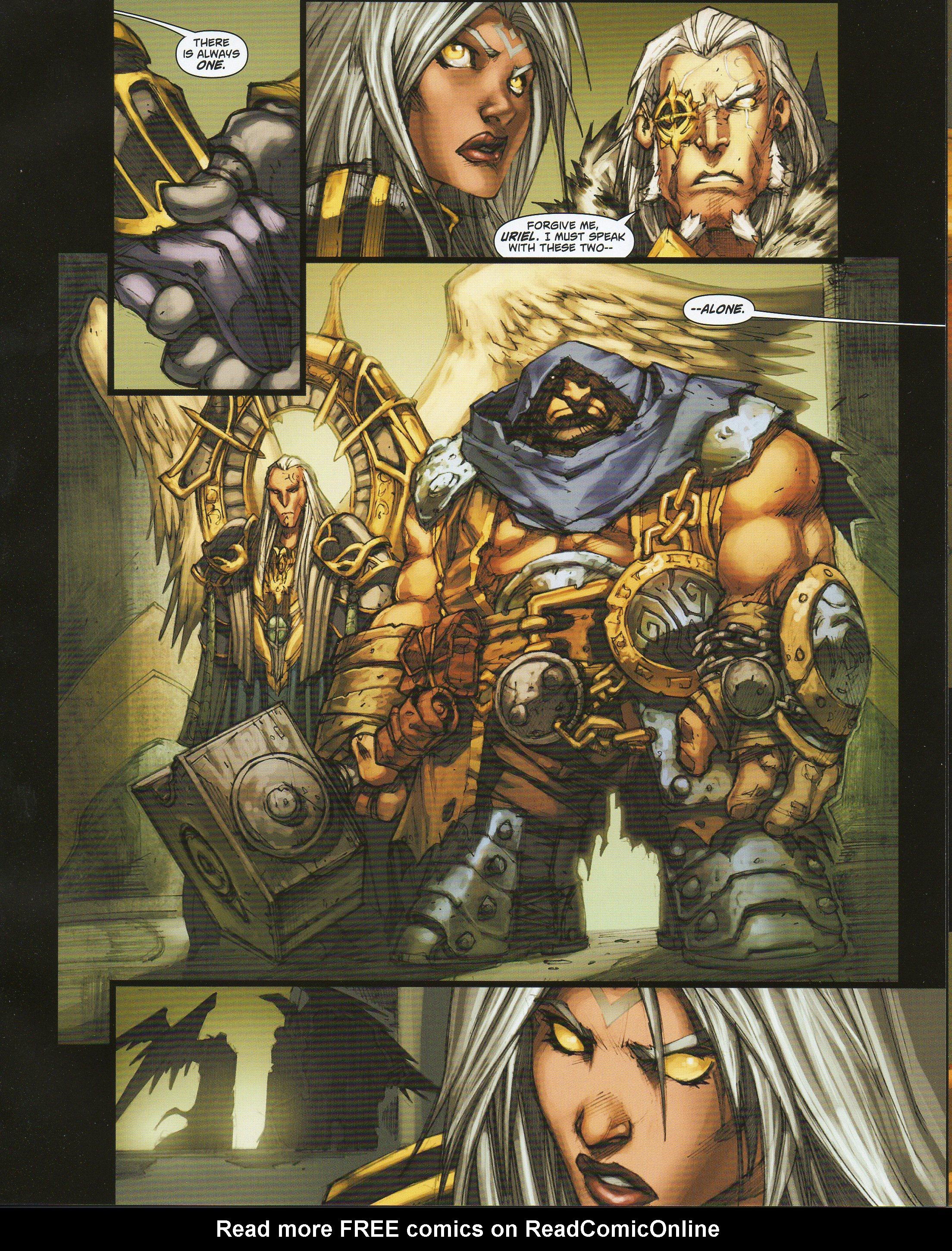 Read online Darksiders comic -  Issue # Full - 15