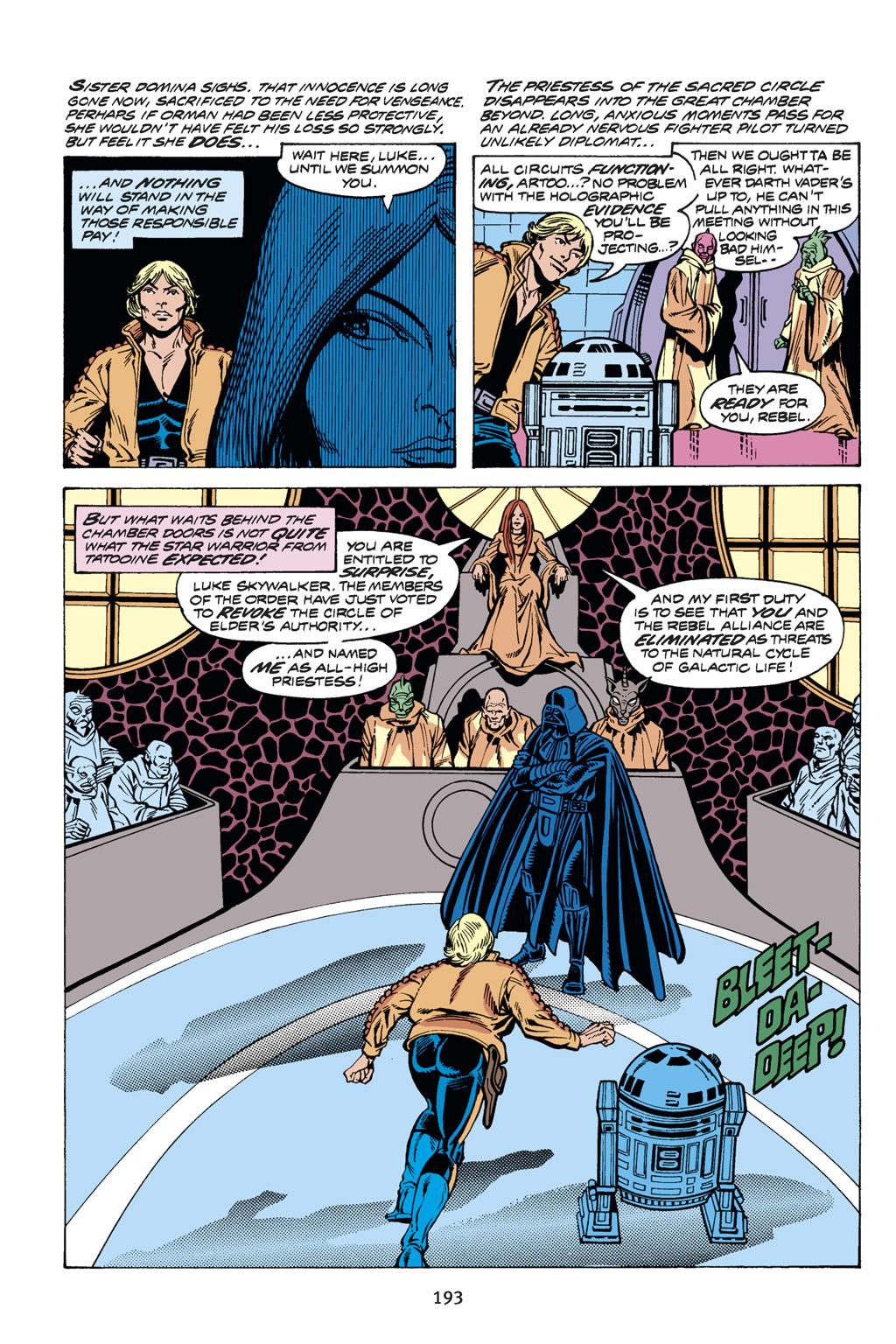 Read online Star Wars Omnibus comic -  Issue # Vol. 14 - 192