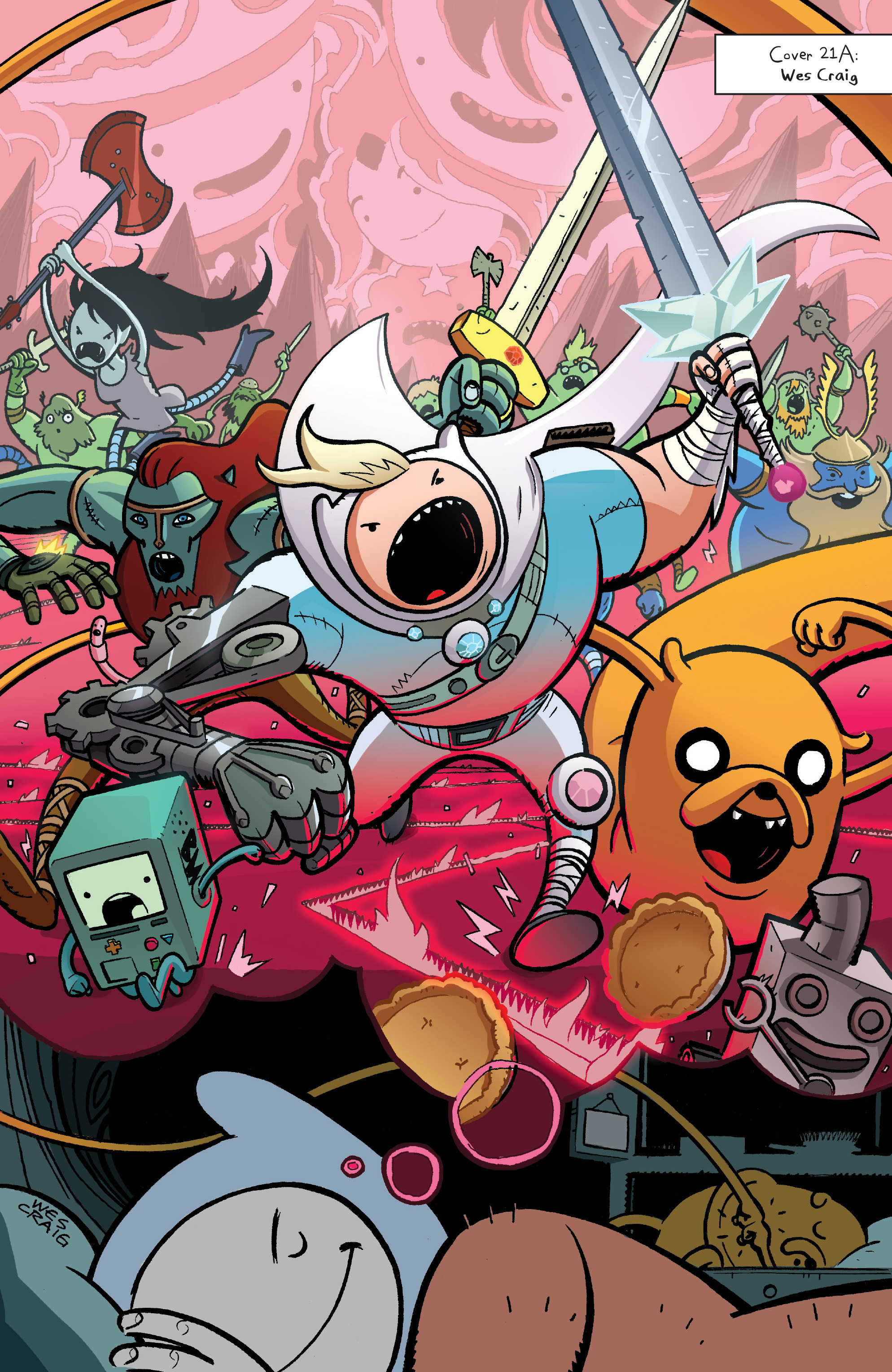 Read online Adventure Time comic -  Issue #Adventure Time _TPB 5 - 99