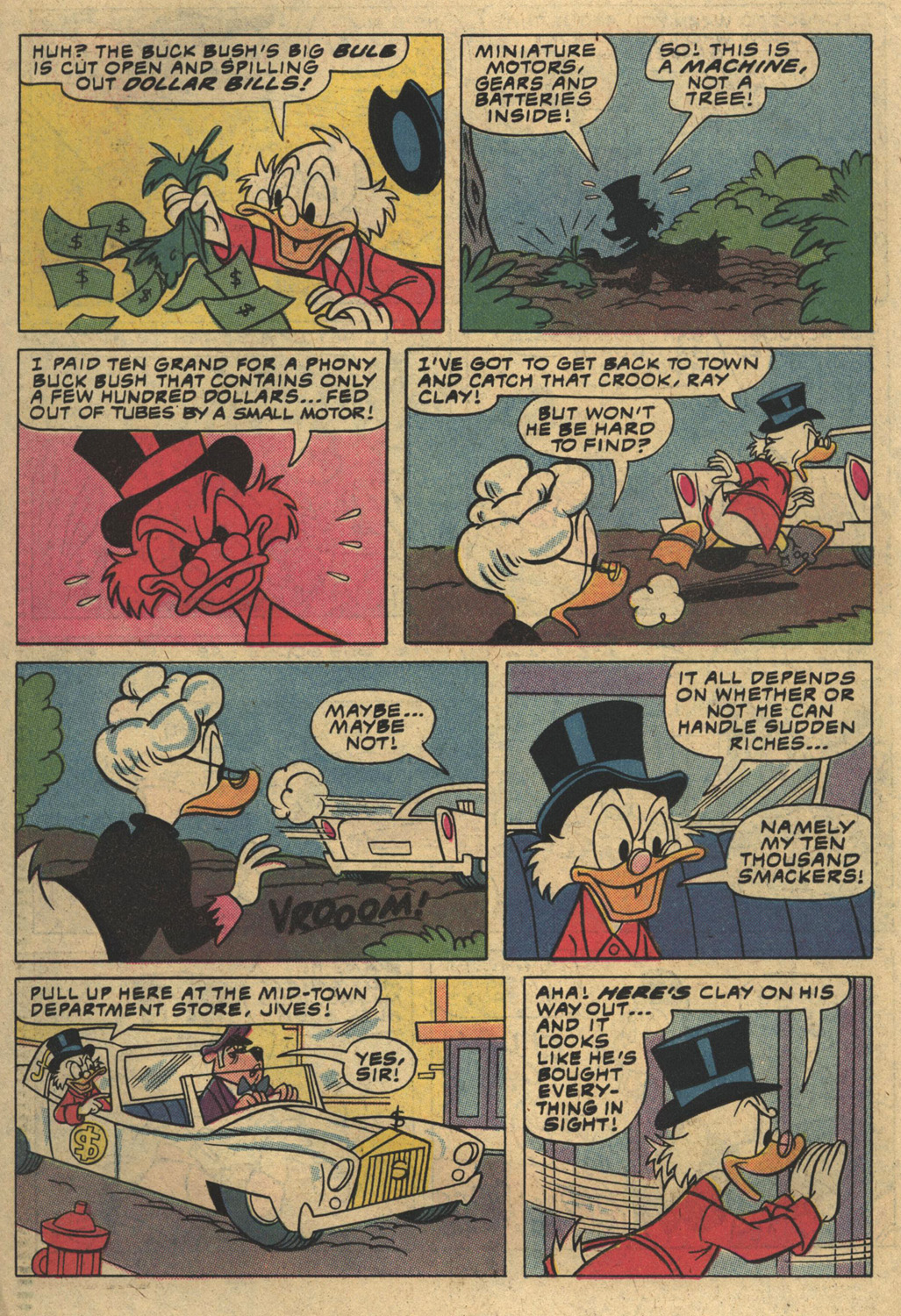 Read online Uncle Scrooge (1953) comic -  Issue #186 - 22