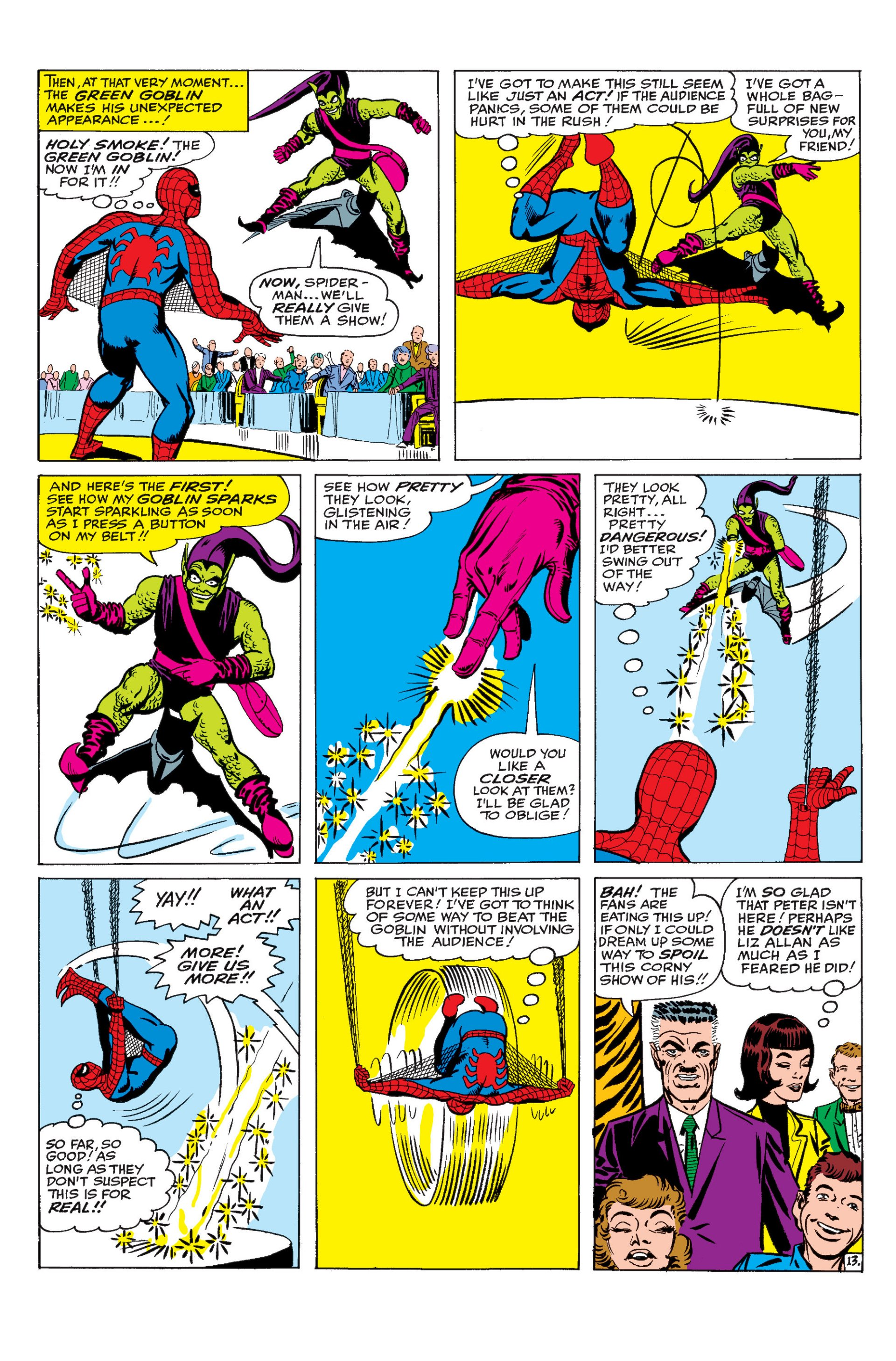 The Amazing Spider-Man (1963) 17 Page 13