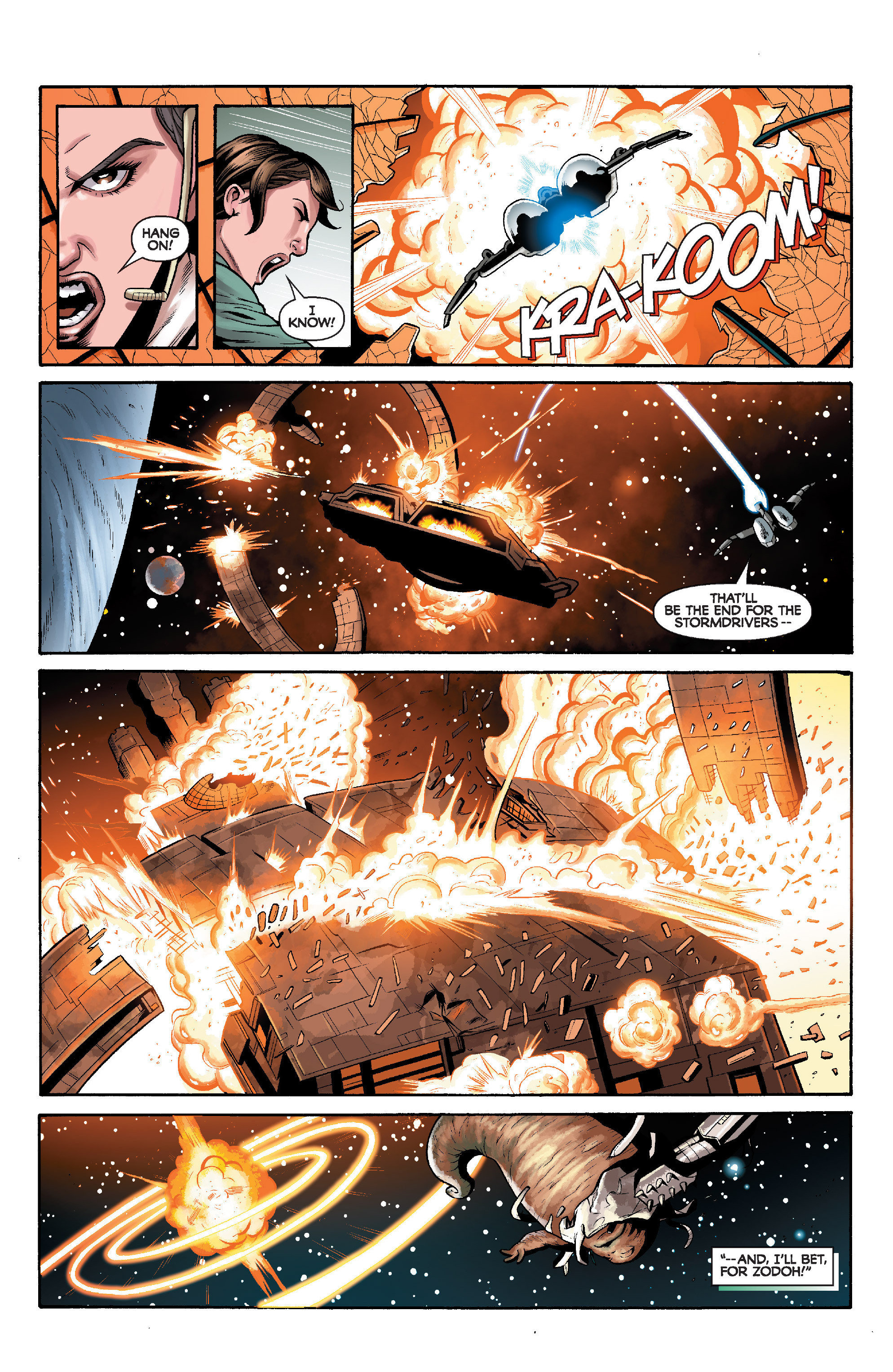 Read online Star Wars: Knight Errant - Deluge comic -  Issue #5 - 18