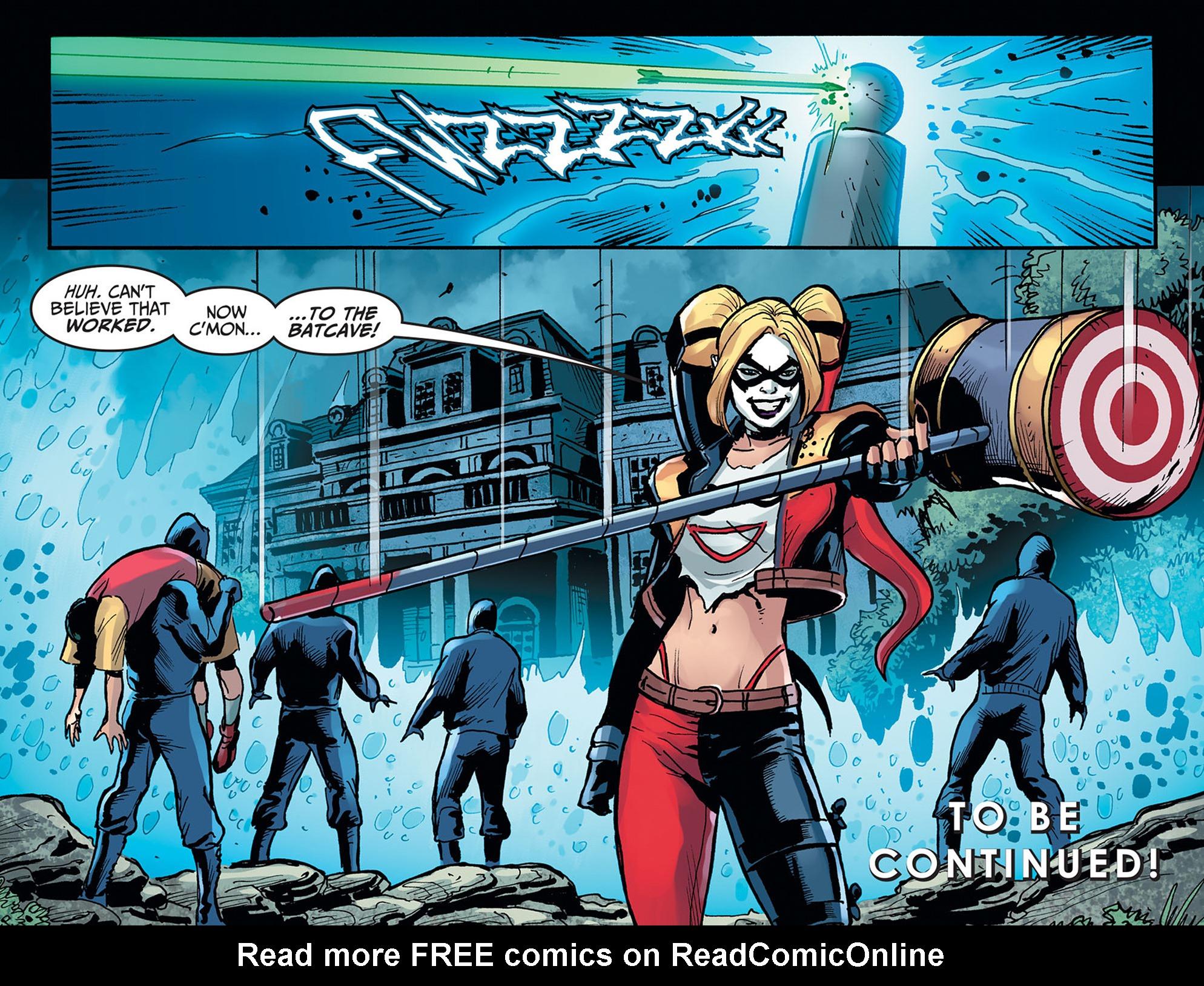 Read online Injustice: Ground Zero comic -  Issue #9 - 23